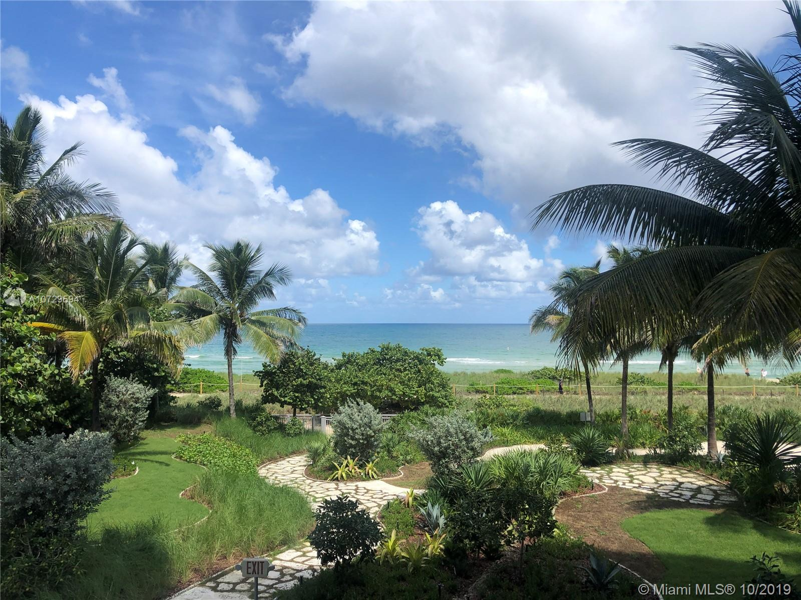 9401  Collins Ave #207 For Sale A10729594, FL