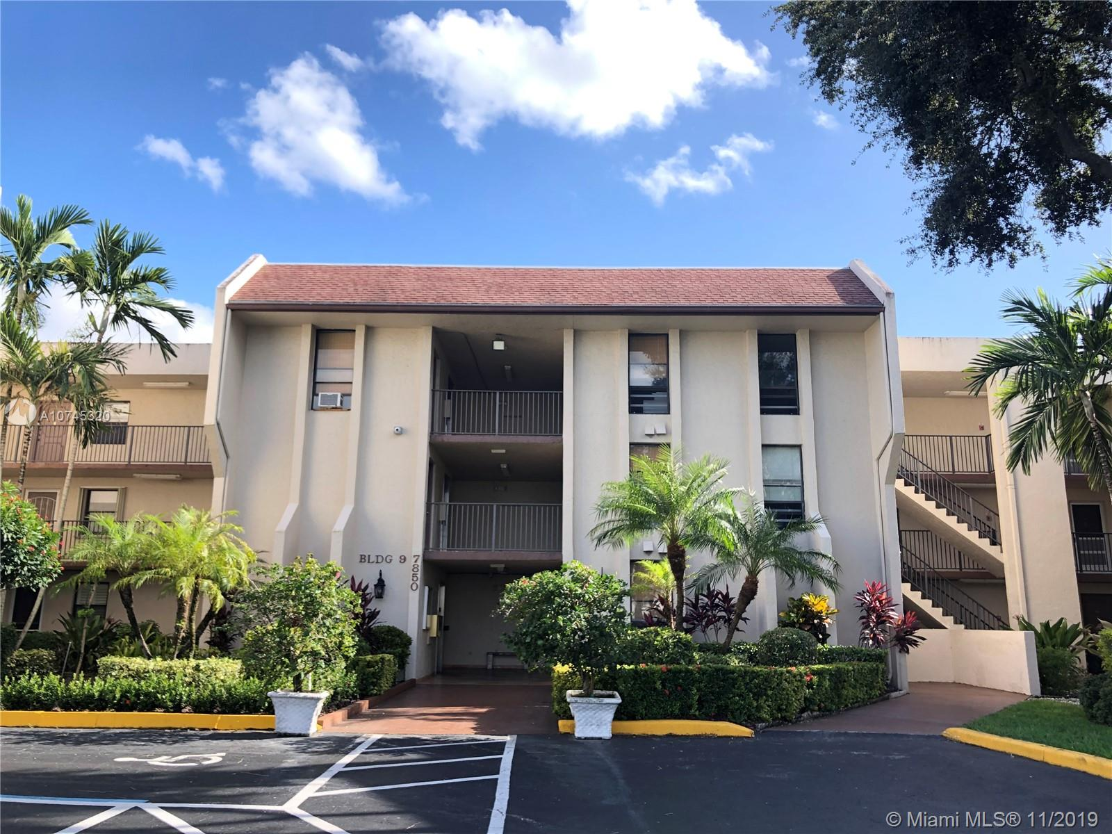 7850 W Mcnab Rd #214 For Sale A10745320, FL