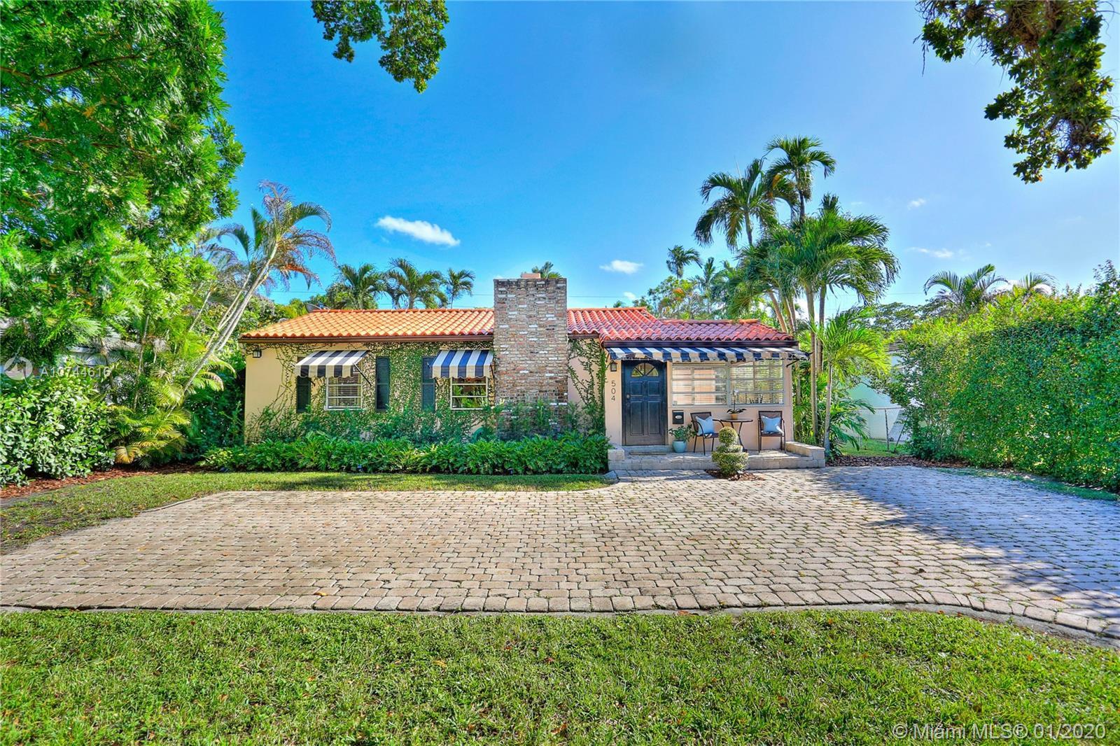 504  Mendoza Ave  For Sale A10744616, FL