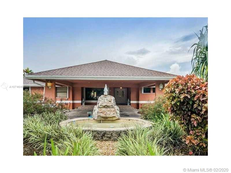 21075 SW 232nd St  For Sale A10746402, FL