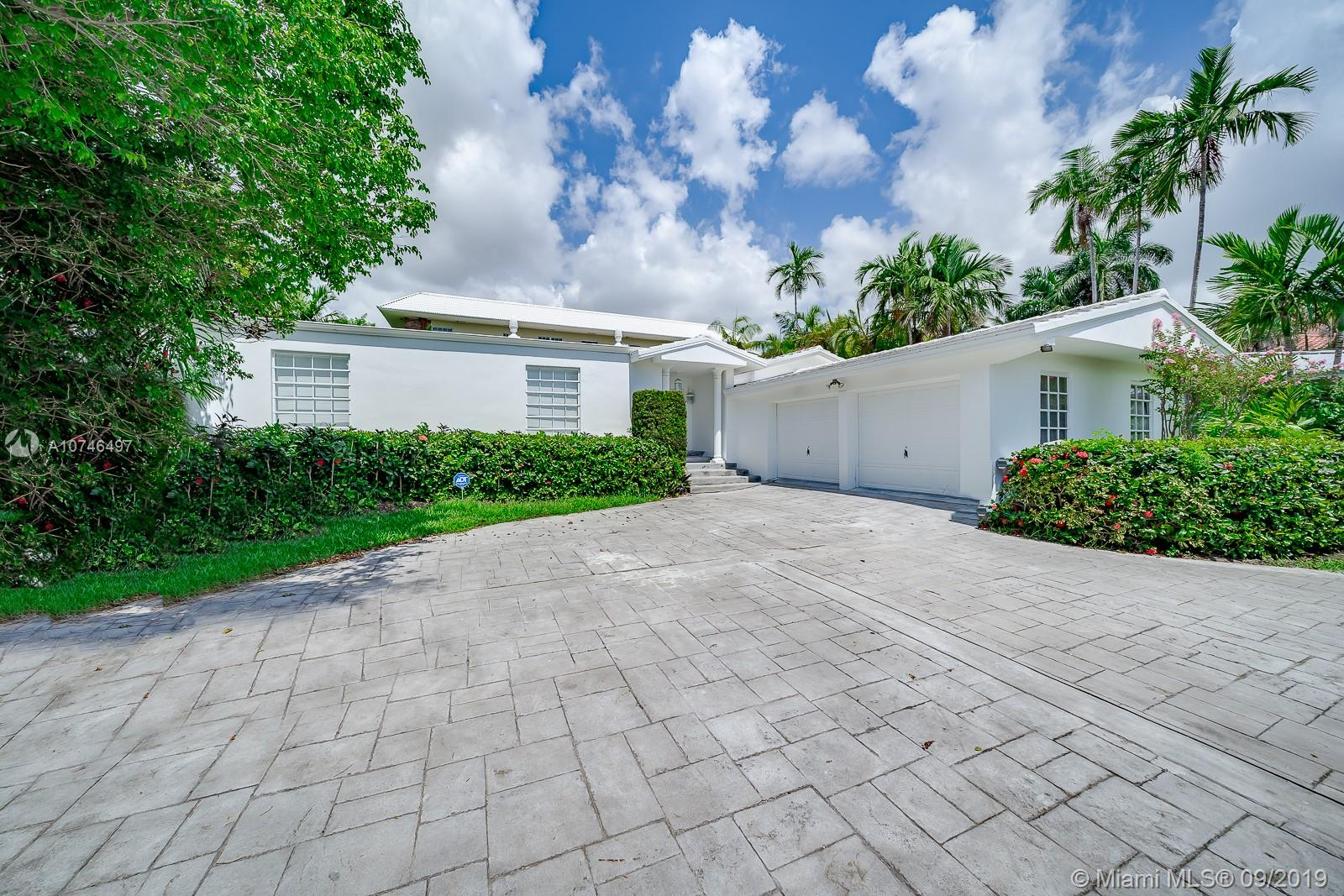 Location! This beautiful and newly renovated open concept home is 2372 sqft with 3 bedrooms and 3 baths. It features a covered pool and is located within the prestigious Harbor Inlet just across the bridge from the Ft Lauderdale convention center, subdivision located across the street from massive 165 million dollar acquisition and renovation of Pier Sixty-Six hotel and marina, minutes from Las Olas by car and a short 5-7 minute walk to a private portion of Ft Lauderdale beach adjacent to The Hotel Lago Mar Beach Resort.