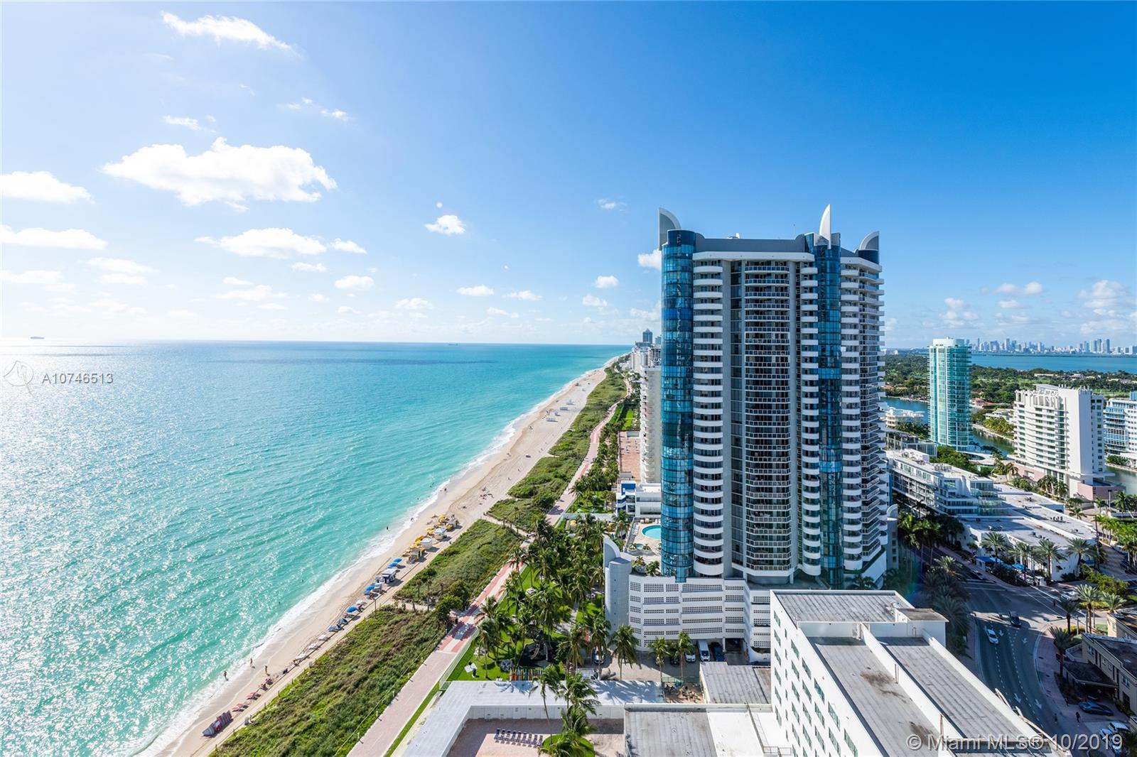 6365  Collins Ave #2605 For Sale A10746513, FL