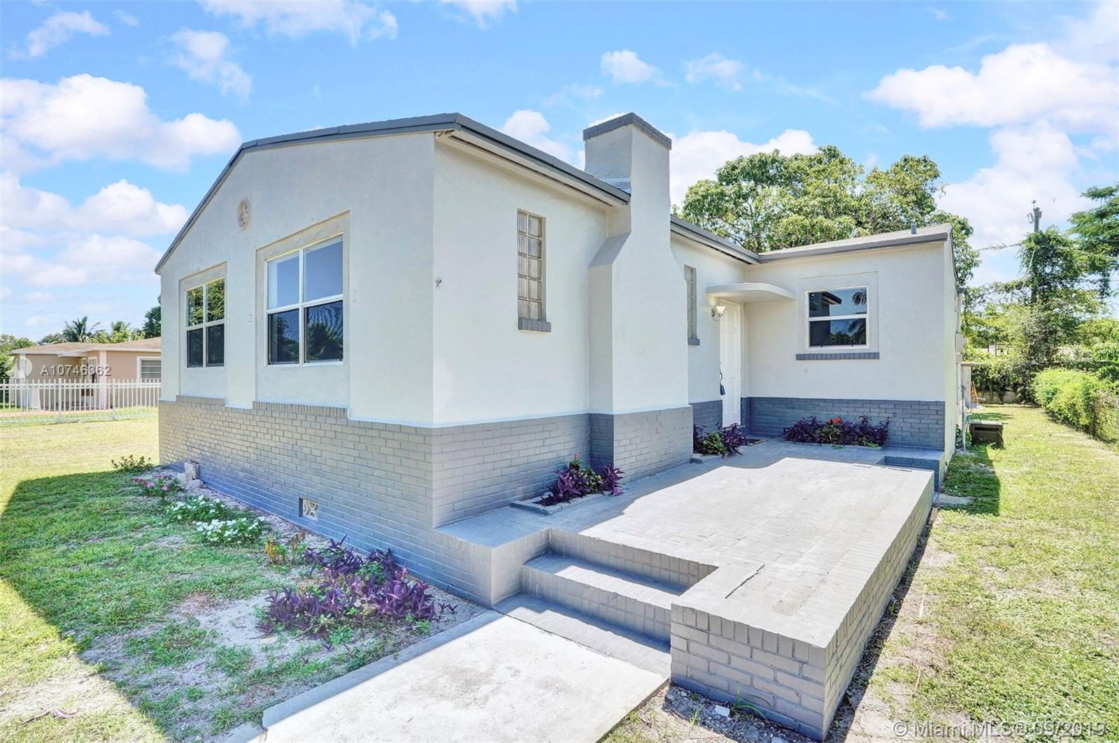 1230 NW 123rd St  For Sale A10746362, FL