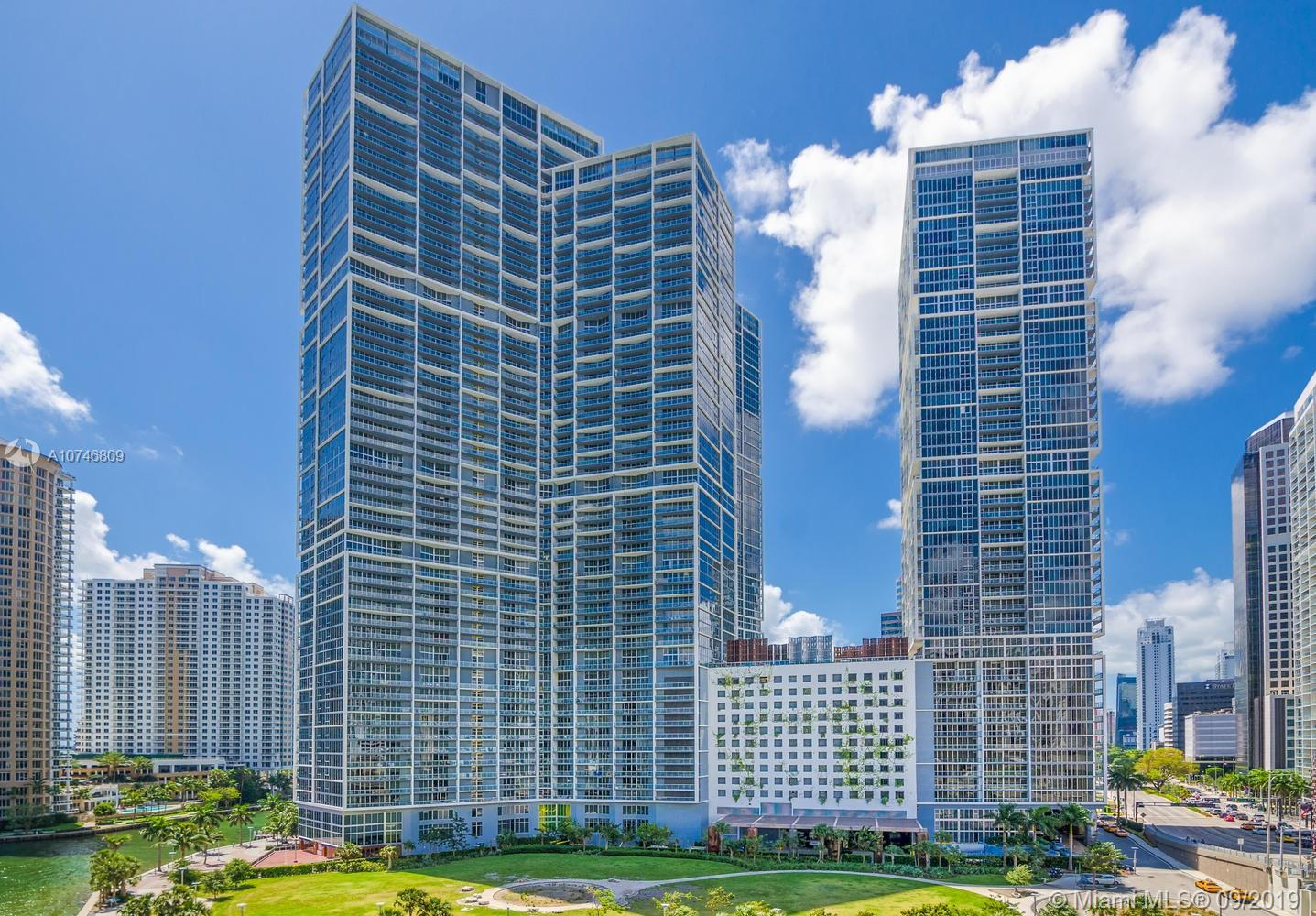 485  Brickell Ave #3707 For Sale A10746809, FL