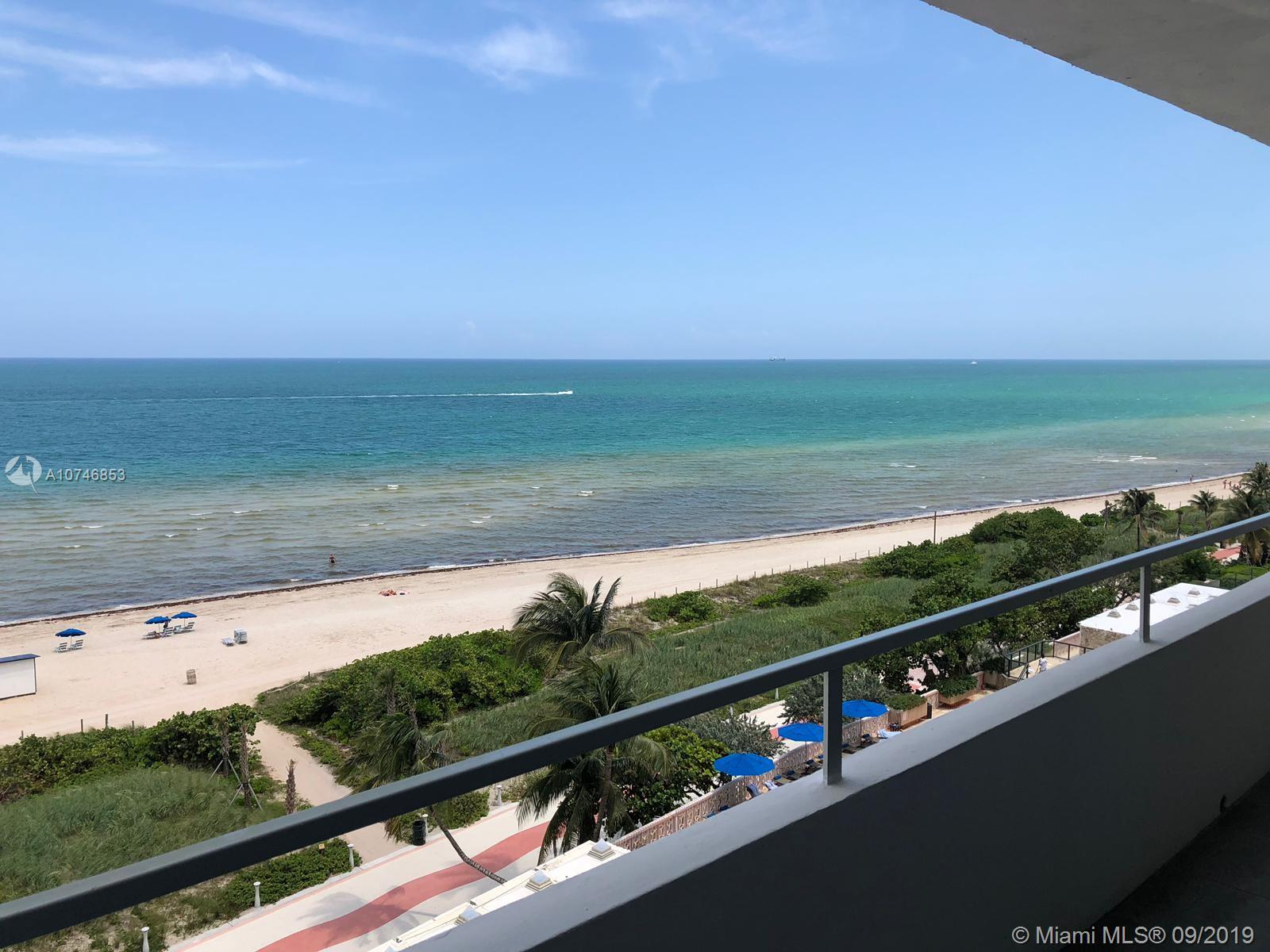 5555  Collins Ave #9E For Sale A10746853, FL
