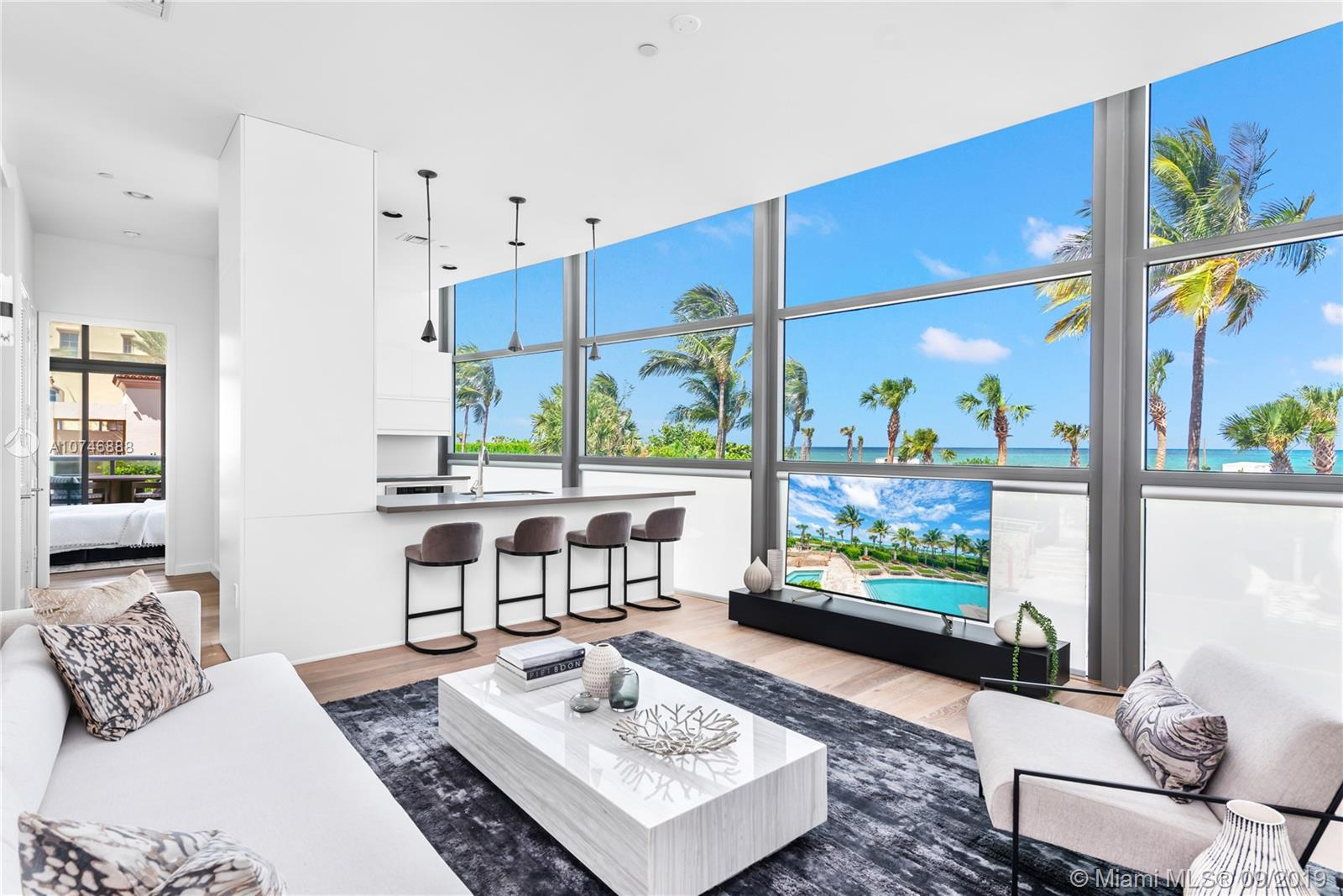 5875  Collins Ave #201 For Sale A10746888, FL