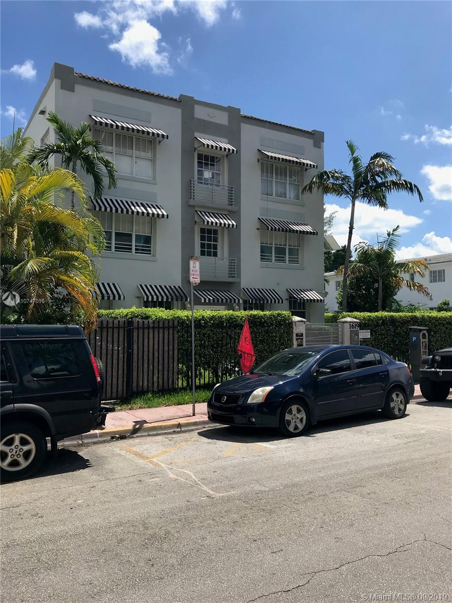 1619  Lenox Ave #5 For Sale A10747016, FL