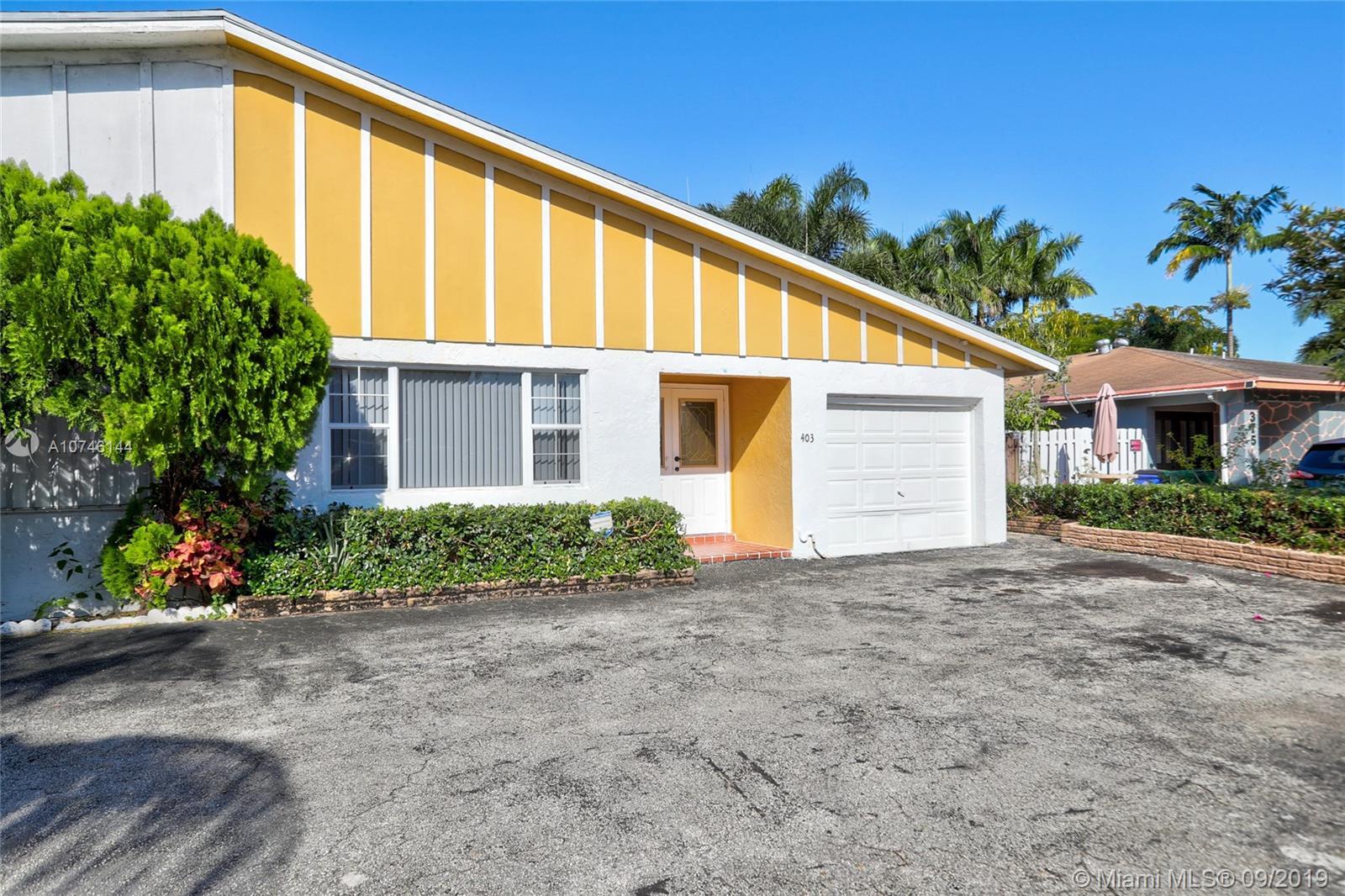 403 SW 61st Ter, Margate, FL 33068