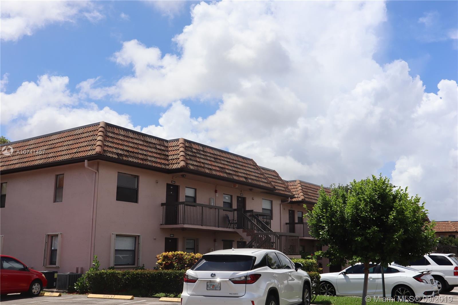 10644 NW 10th St #201 For Sale A10741457, FL