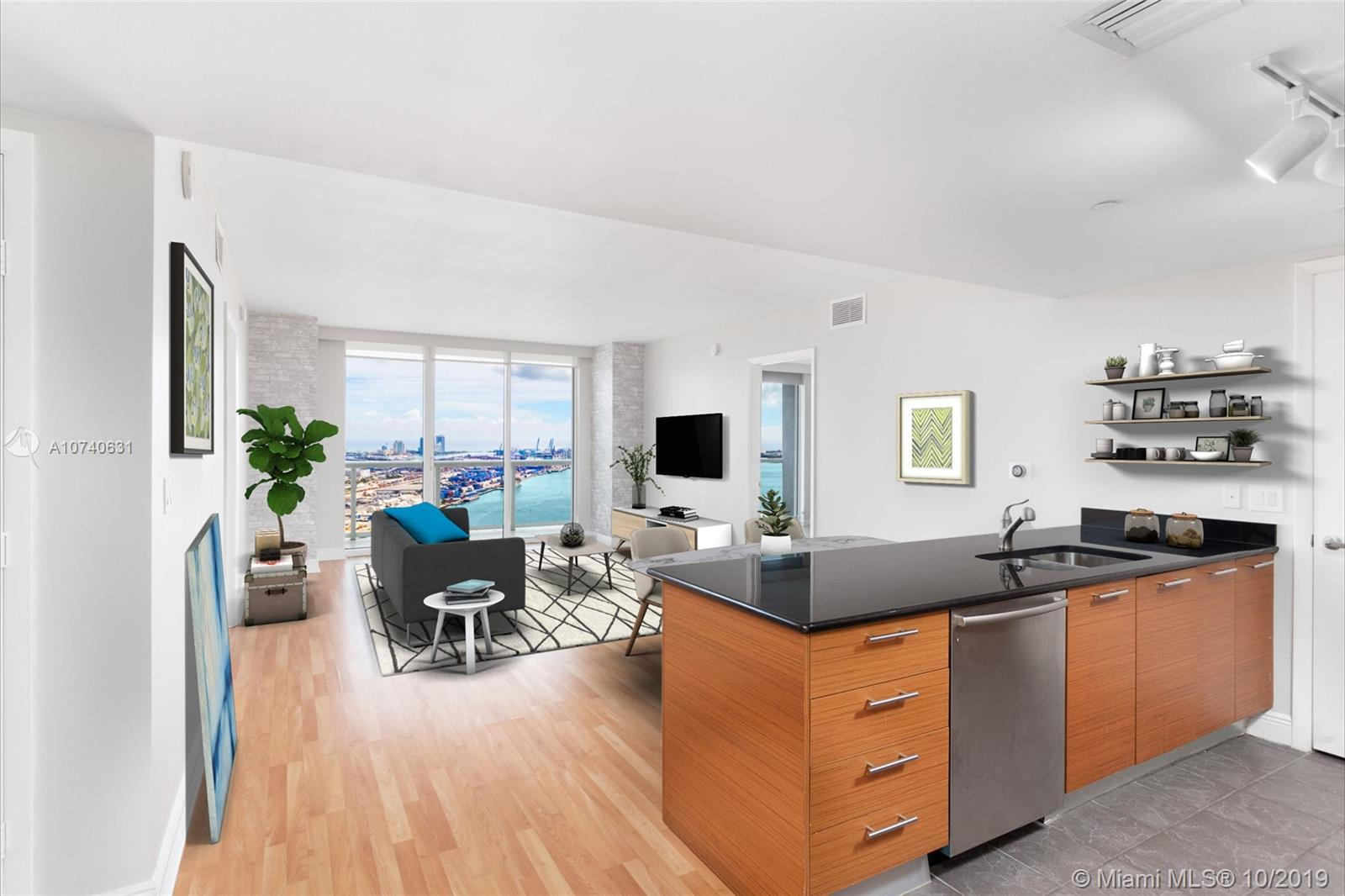 50  Biscayne Blvd #4506 For Sale A10740631, FL
