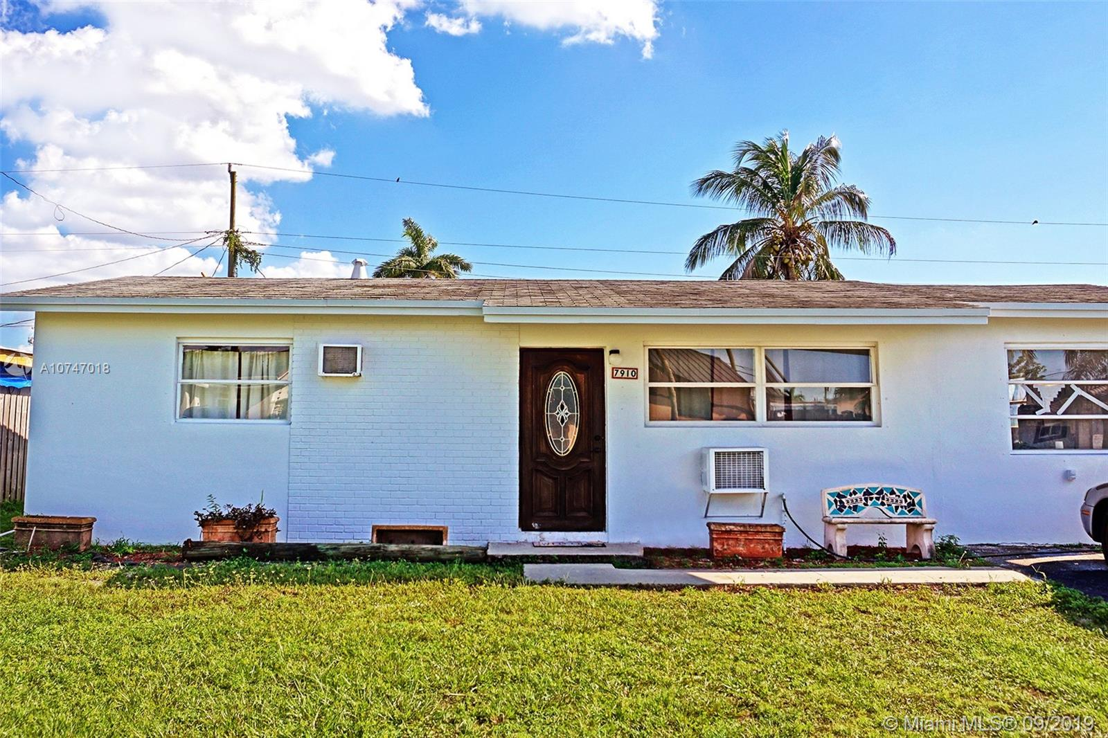 7910 NW 171st St  For Sale A10747018, FL