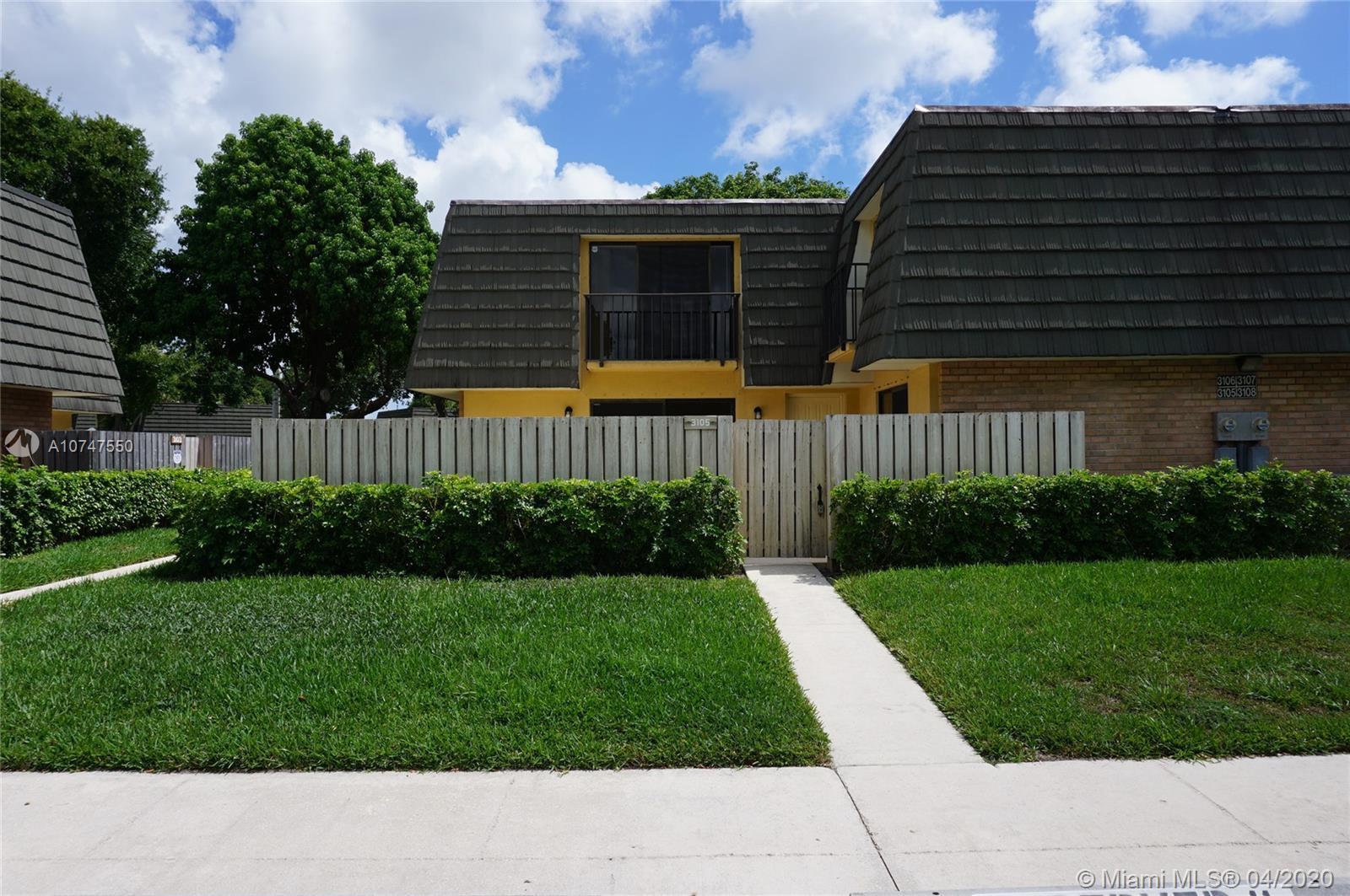3105 31st Way -, West Palm Beach, FL 33407