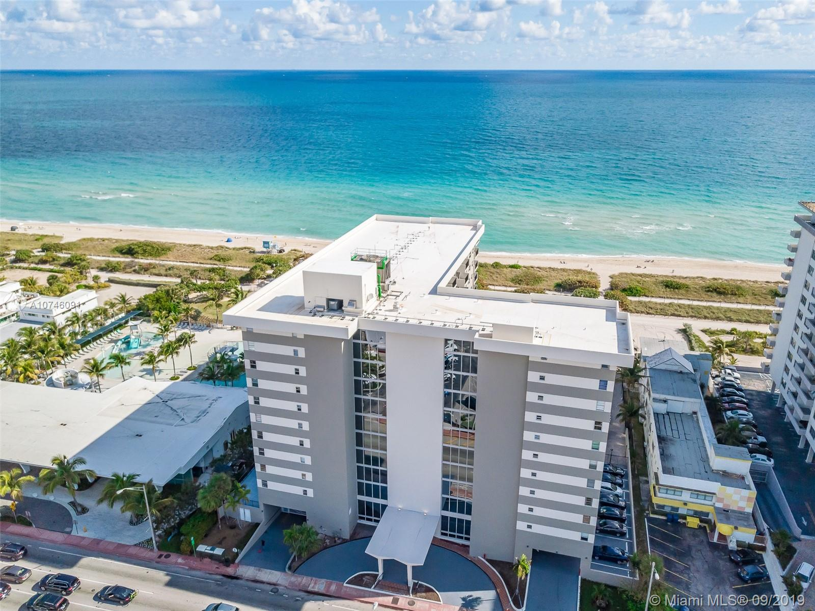 9273  Collins Ave #702 For Sale A10746091, FL
