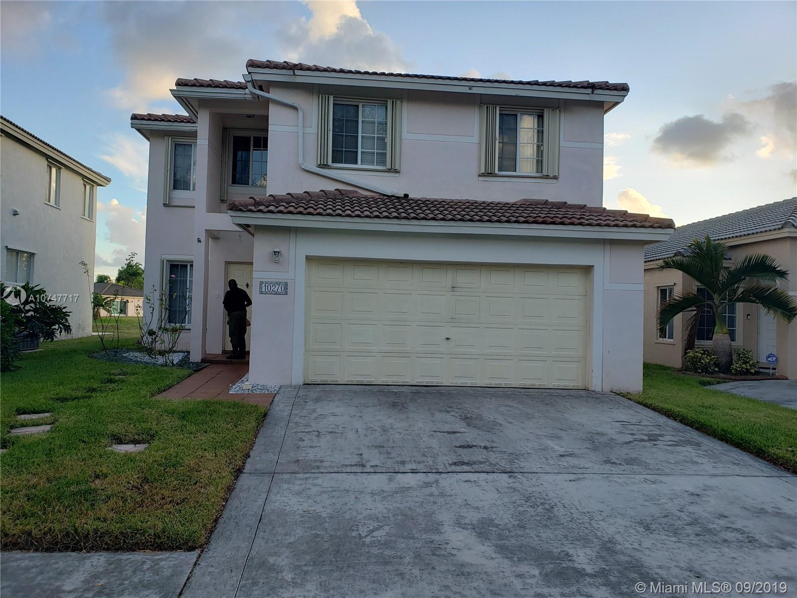 10270 SW 20th Ct  For Sale A10747717, FL