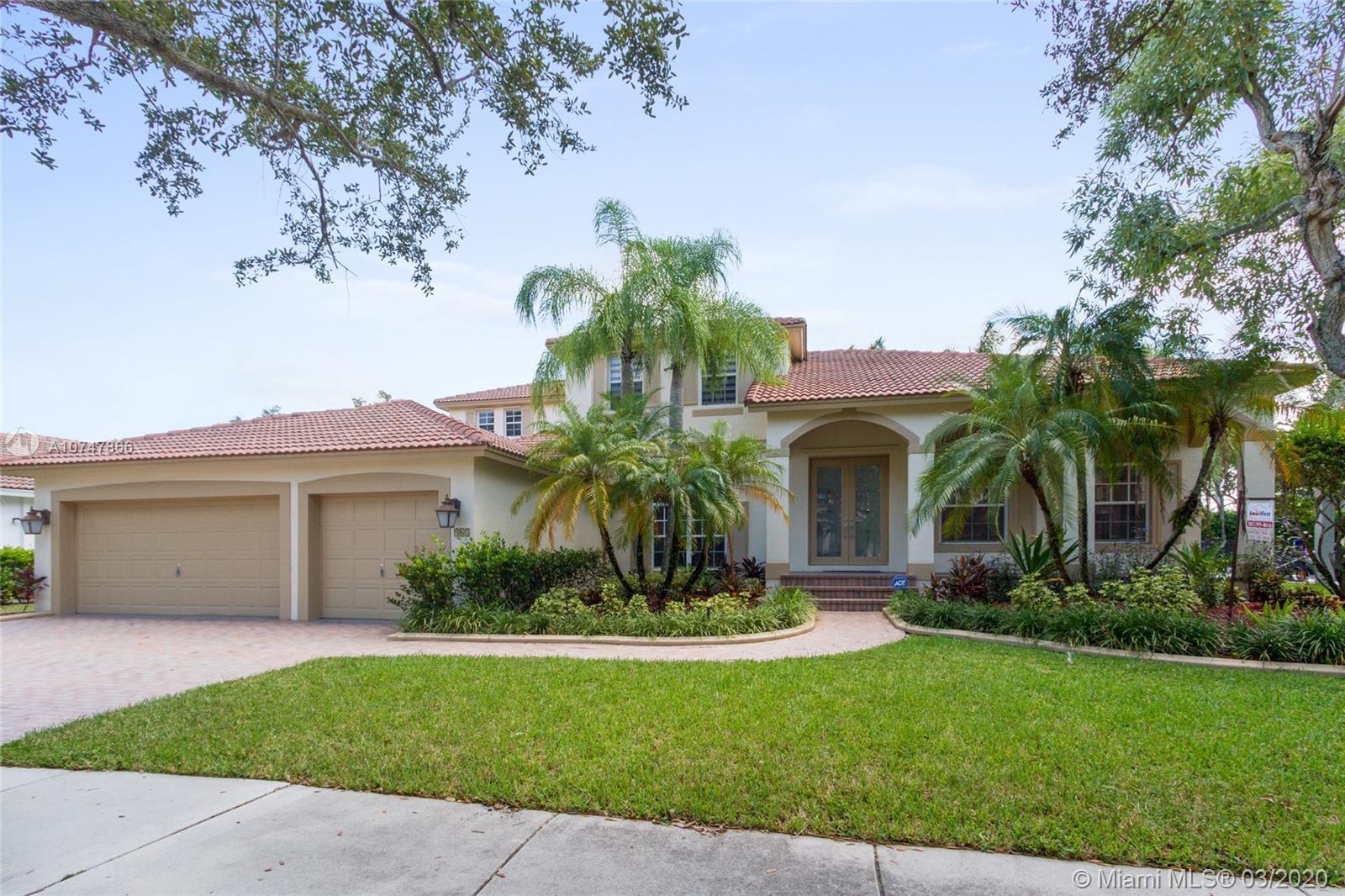 363 Mallard Rd, Weston, FL 33327