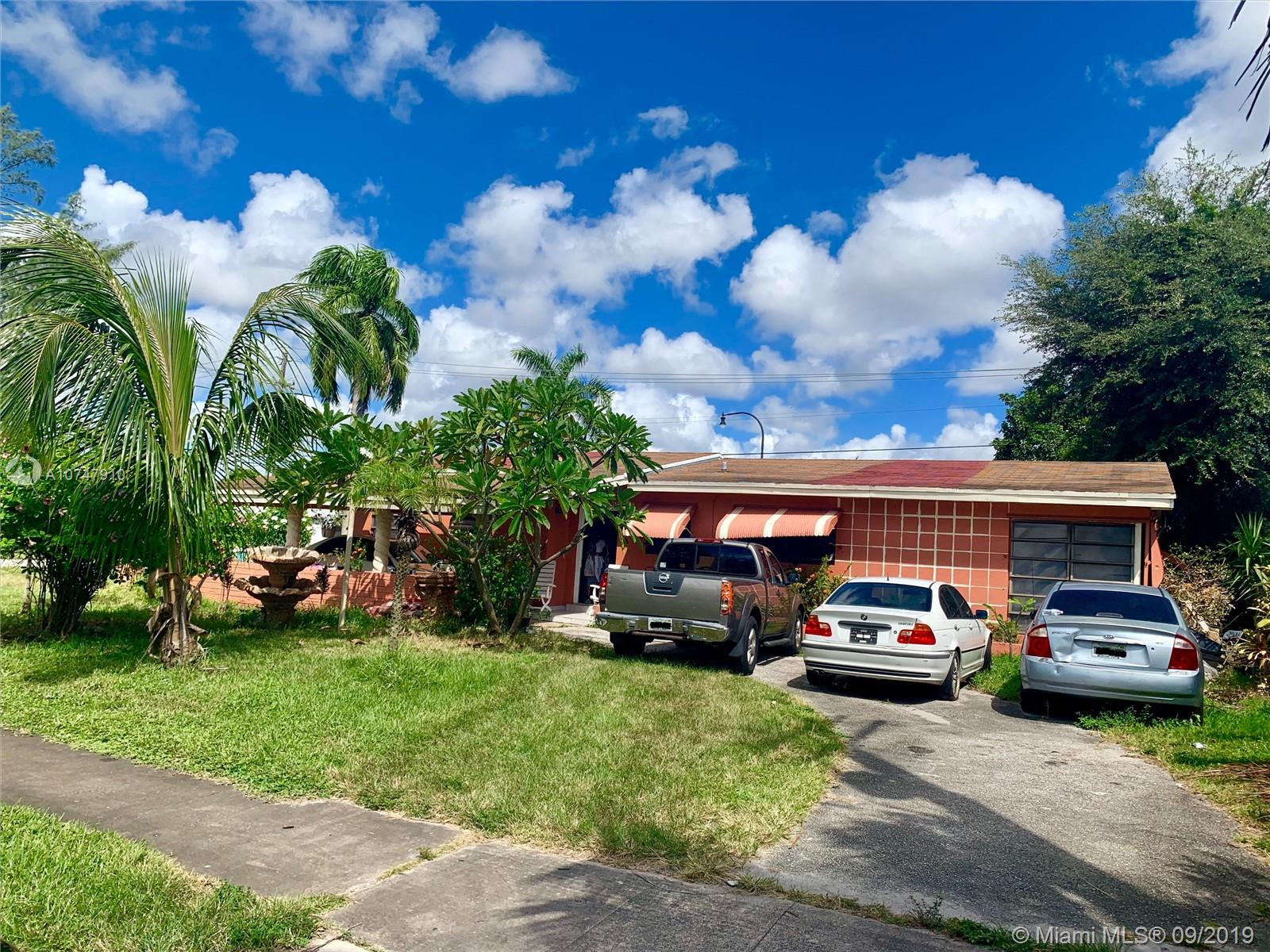 1621 NW 179th St  For Sale A10747910, FL