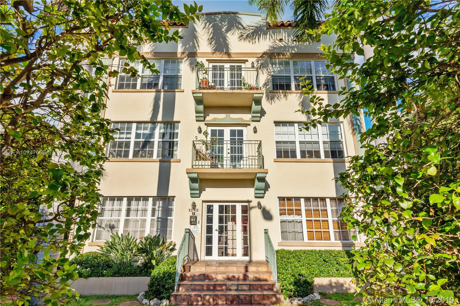 1242  Drexel Ave #209 For Sale A10747658, FL