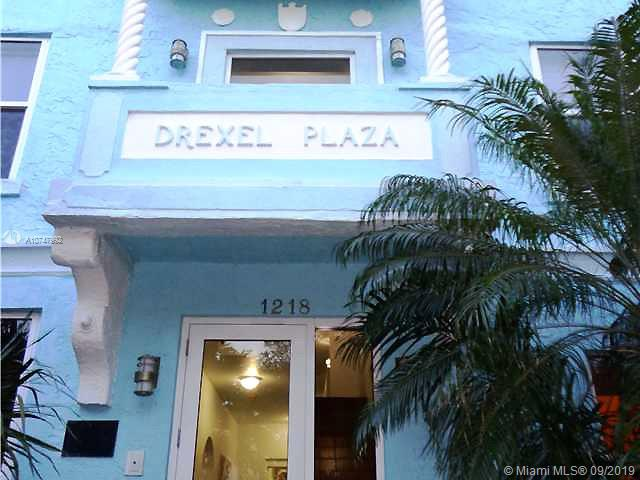 1218  Drexel Ave #206 For Sale A10747992, FL