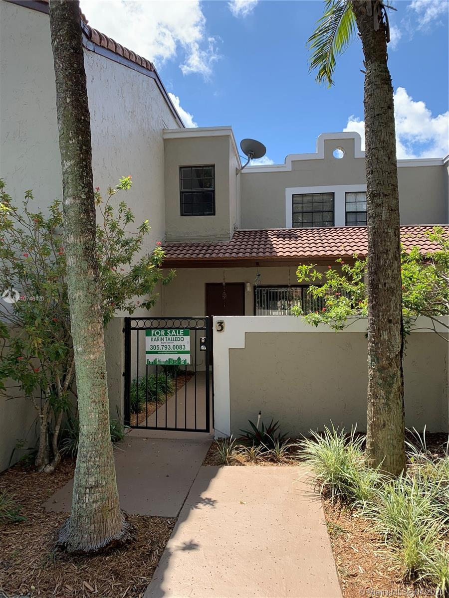 10405 SW 153rd Ct #3 For Sale A10746420, FL