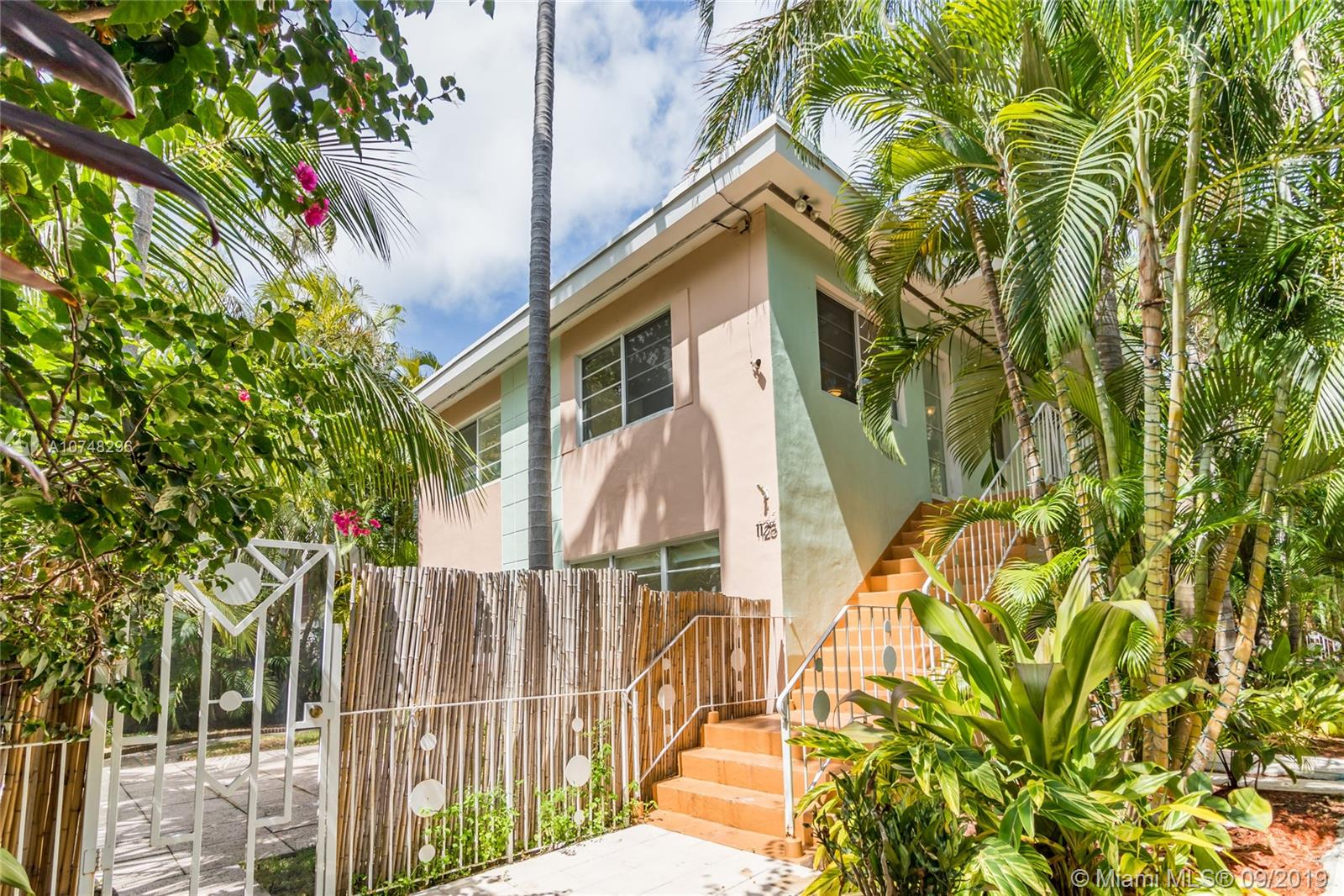 1125  Meridian Ave #2-1125 For Sale A10748296, FL