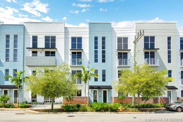 Newly finished two story condo close to downtown Ft. Lauderdale and Wilton Manors. Beautifully designed. This condo in the heart of a growing market is perfect for investors and those looking for a great condo to buy. Places like this don't last long.