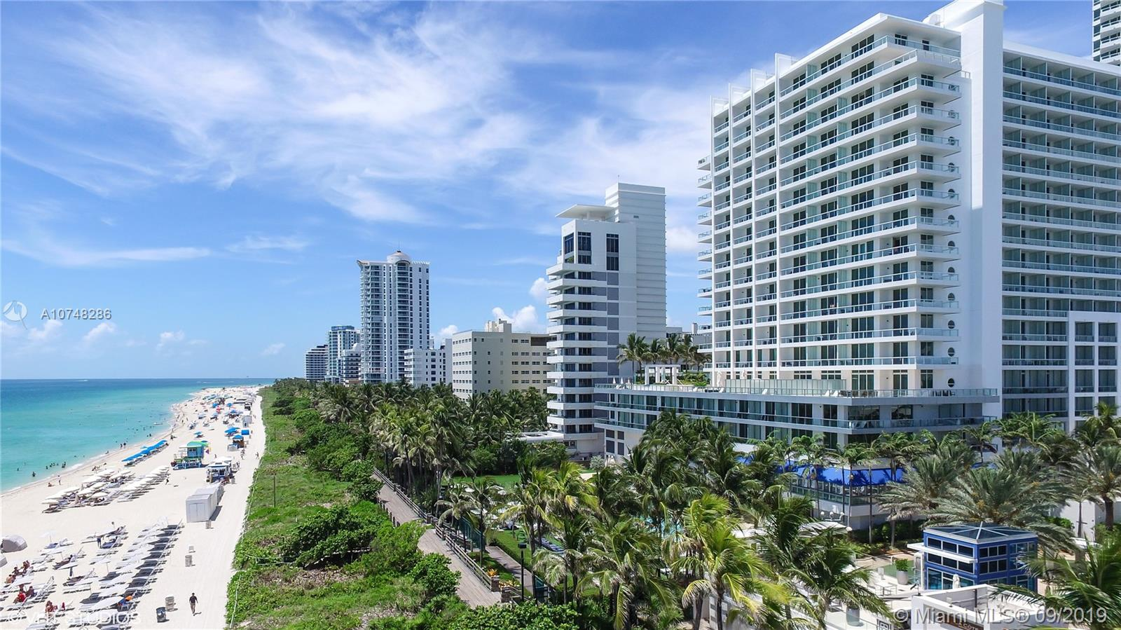 4391  Collins Ave #810 For Sale A10748286, FL