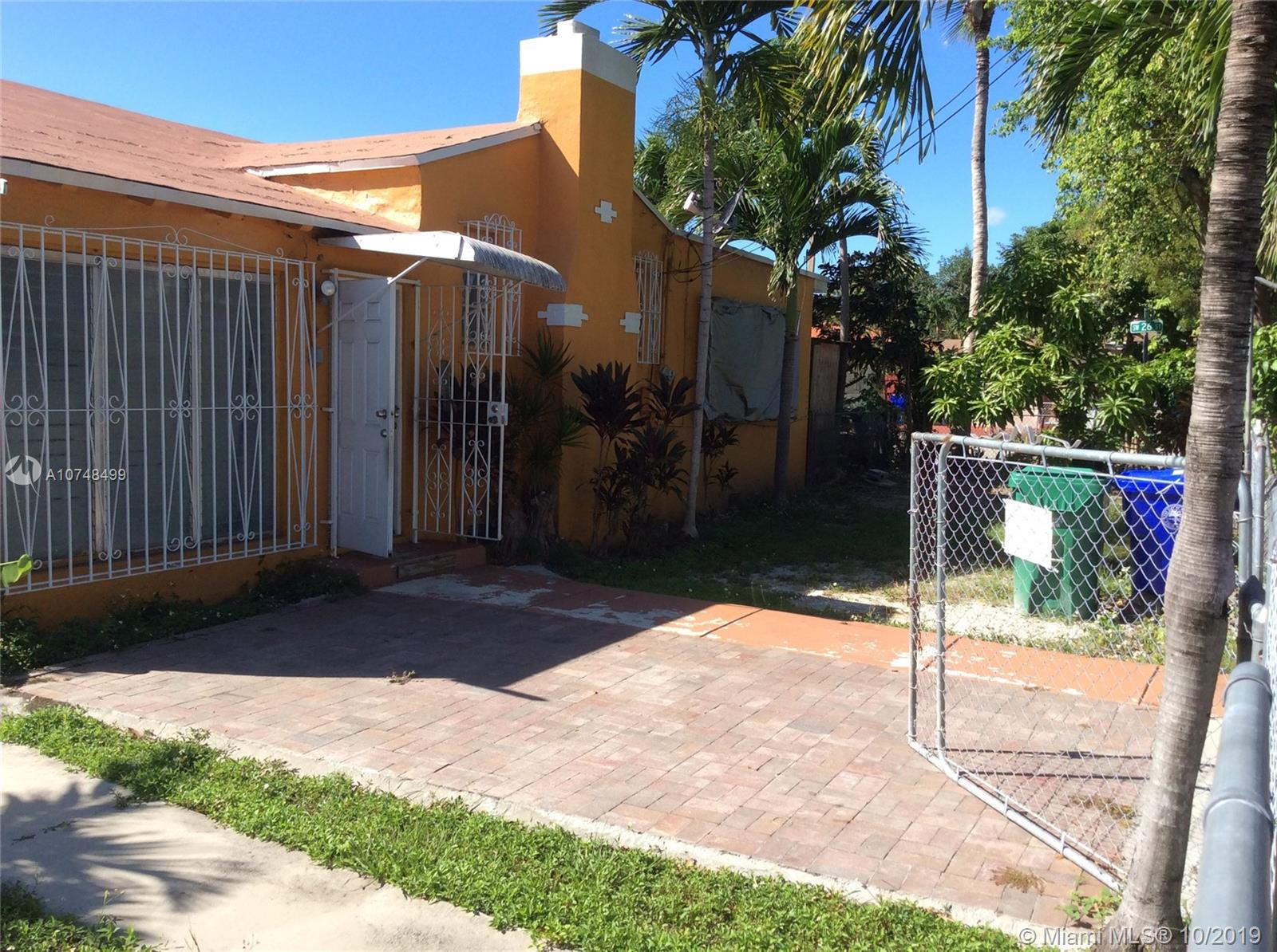 2600 S W 32nd Ave  For Sale A10748499, FL