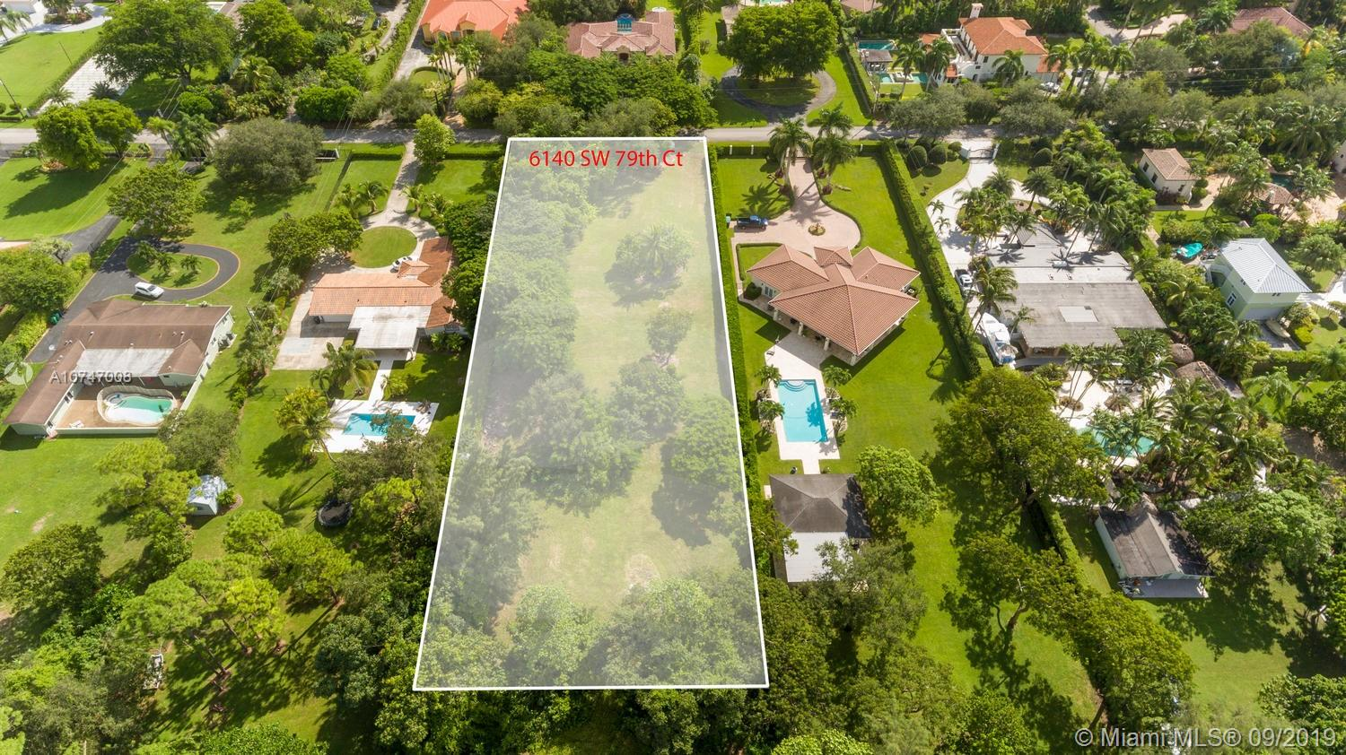 6140 SW 79th Ct  For Sale A10747008, FL