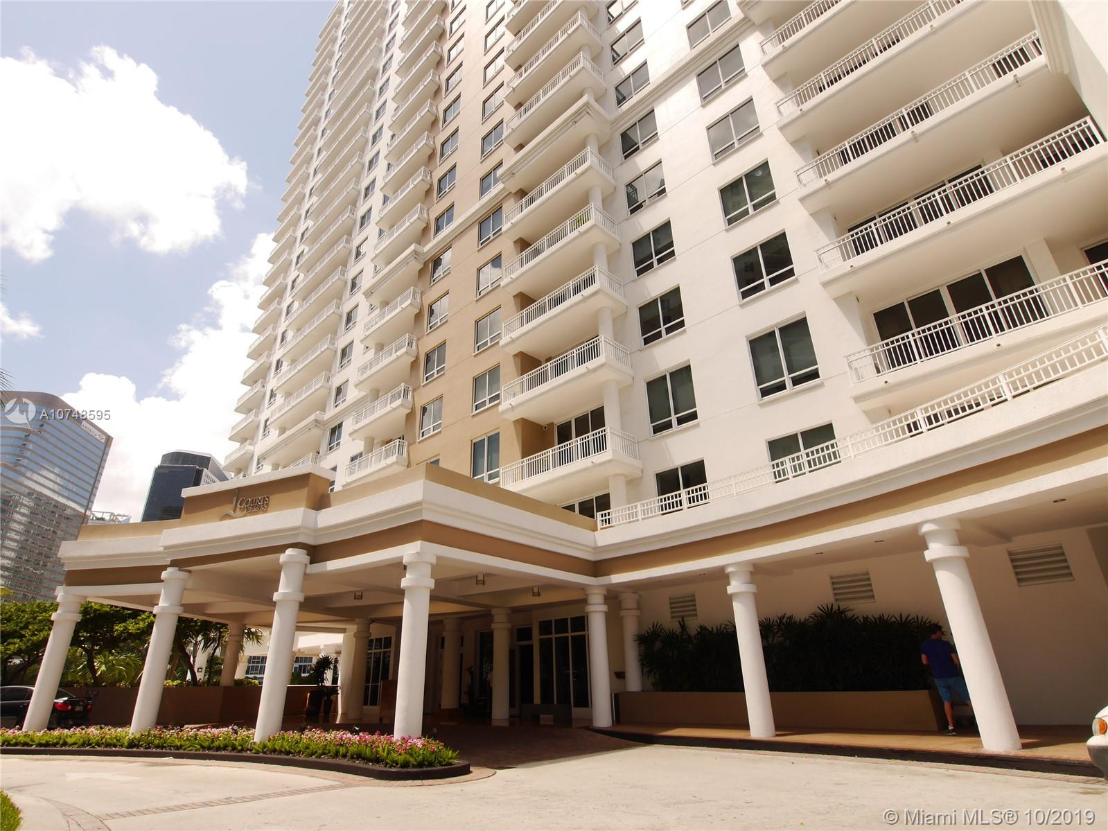 801  Brickell Key Blvd #1807 For Sale A10748595, FL