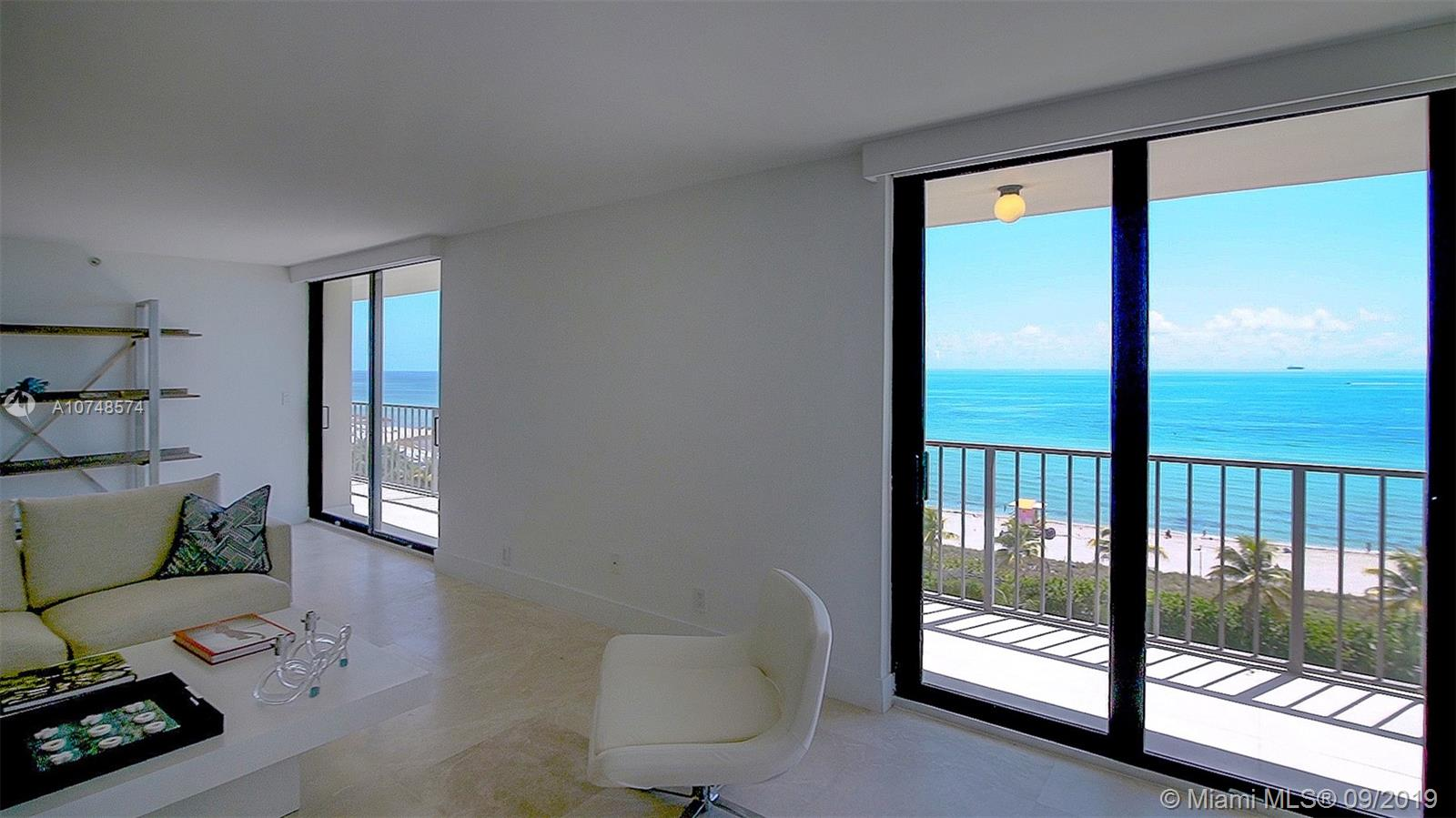 2625  Collins Ave #907 For Sale A10748574, FL