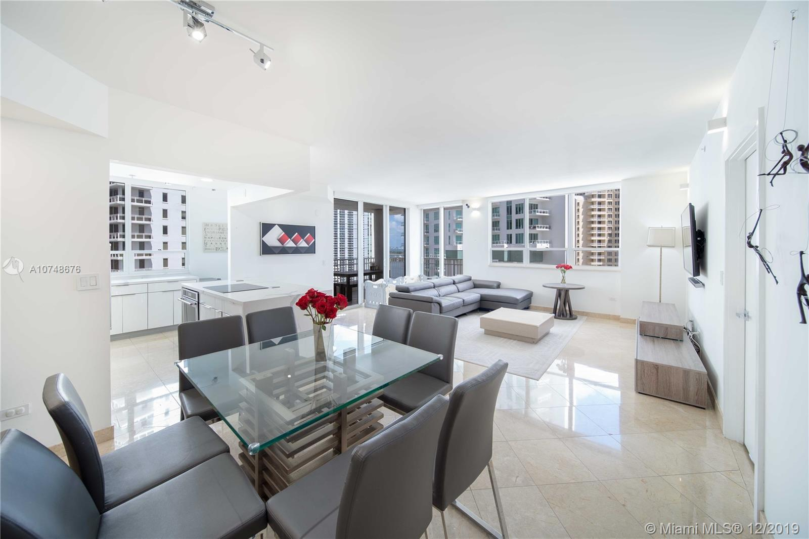 801  Brickell Key Blvd #1912 For Sale A10748676, FL
