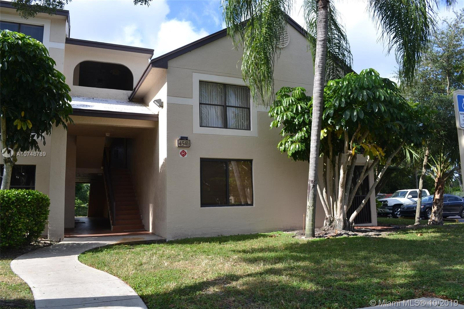 4541 W Mcnab Rd #22 For Sale A10748789, FL