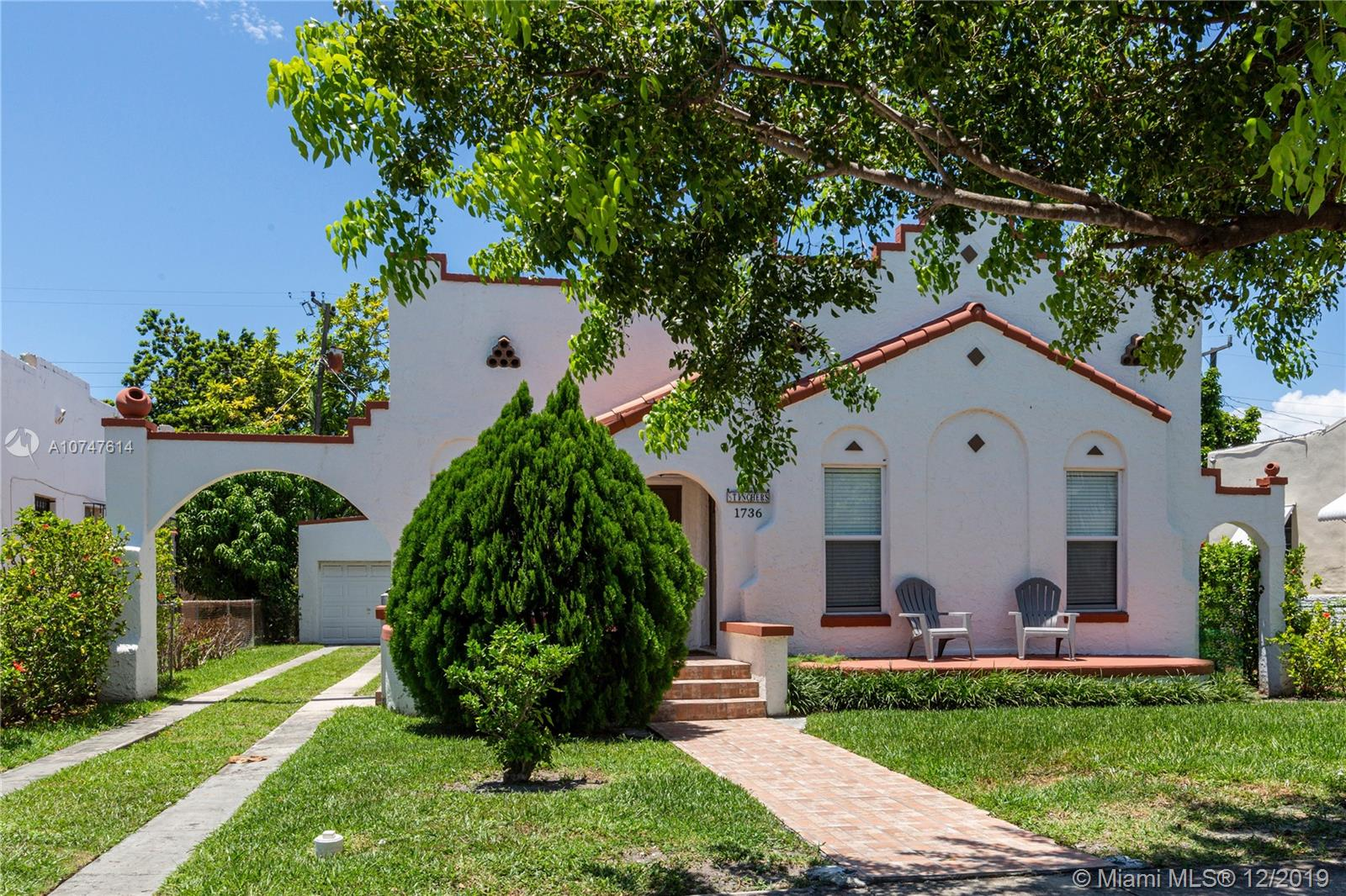 1736 SW 14th Ter  For Sale A10747614, FL