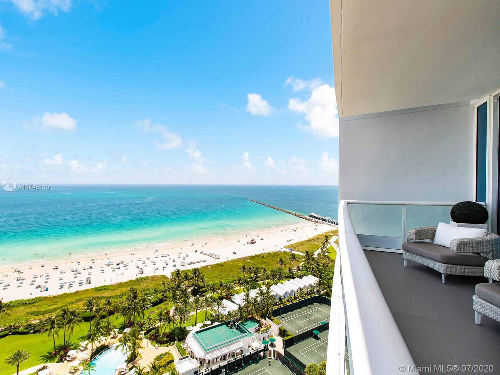 100 S Pointe Dr #2008 For Sale A10746110, FL