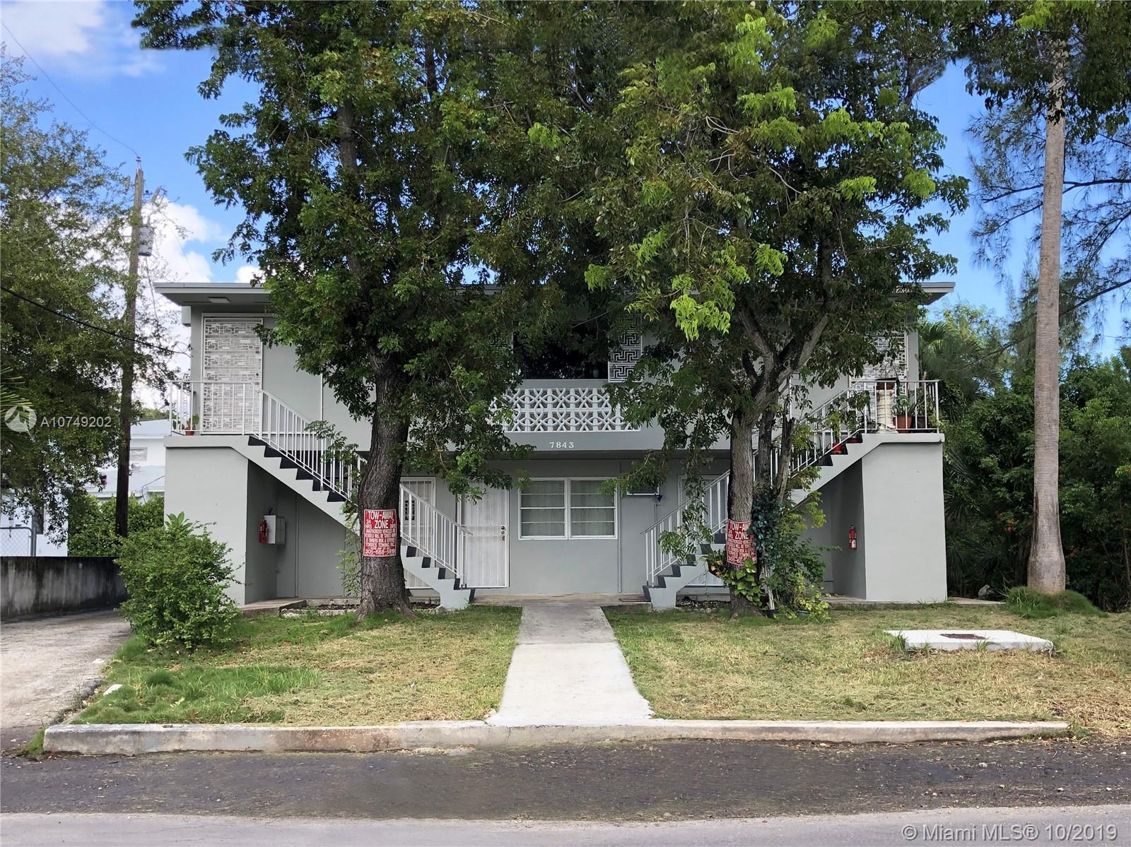 7843 NE 10th Ave  For Sale A10749202, FL