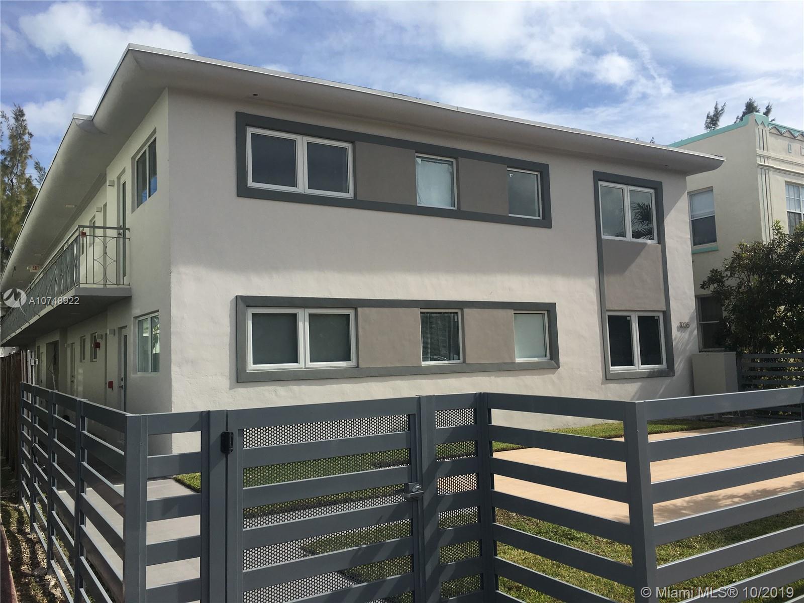 1035  Euclid Avenue #13 For Sale A10748922, FL