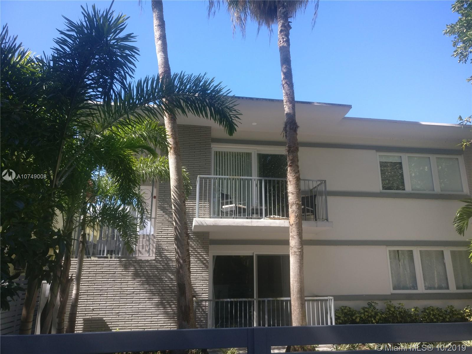 740  Meridian Ave #14 For Sale A10749008, FL