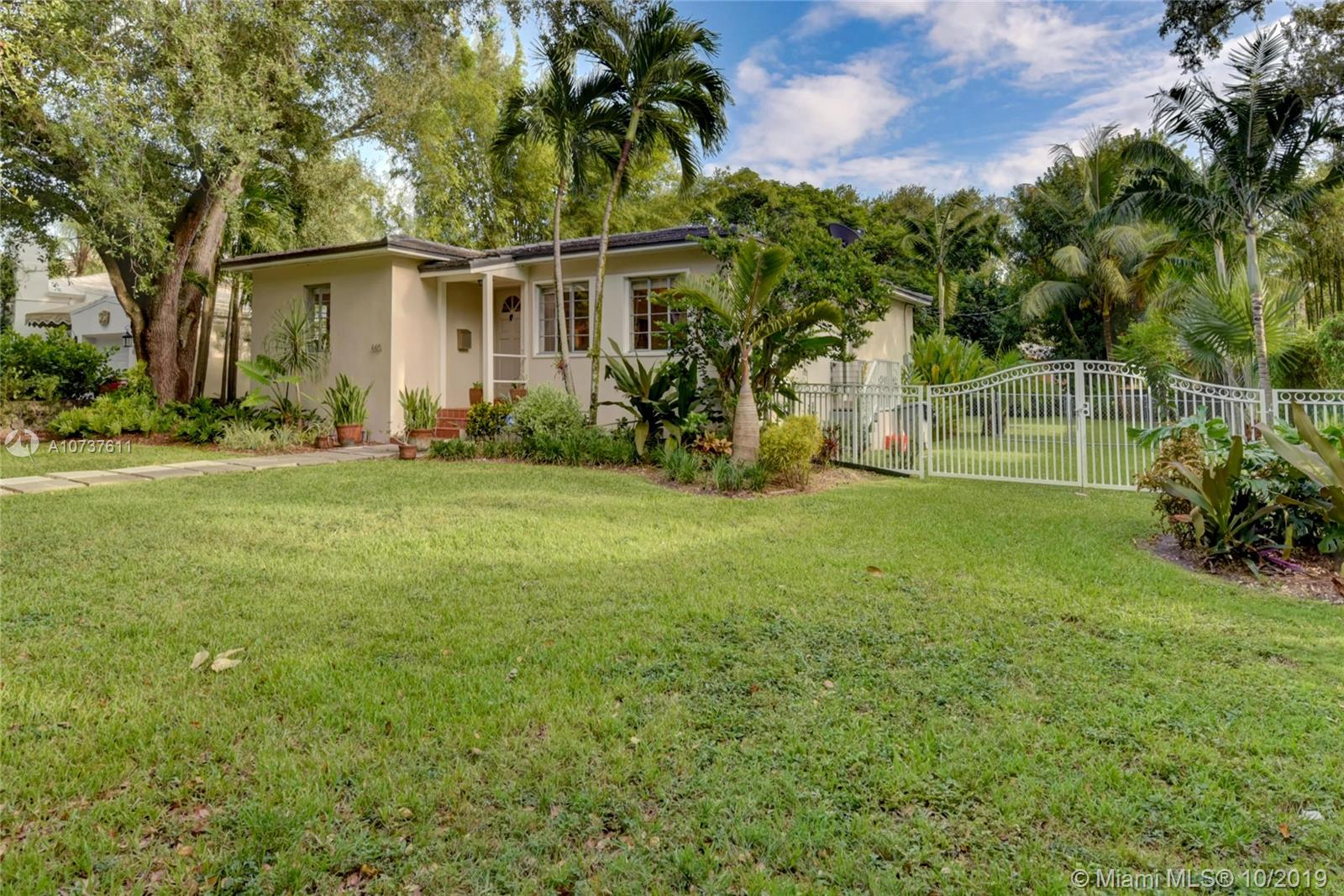 446  Madeira Ave  For Sale A10737611, FL