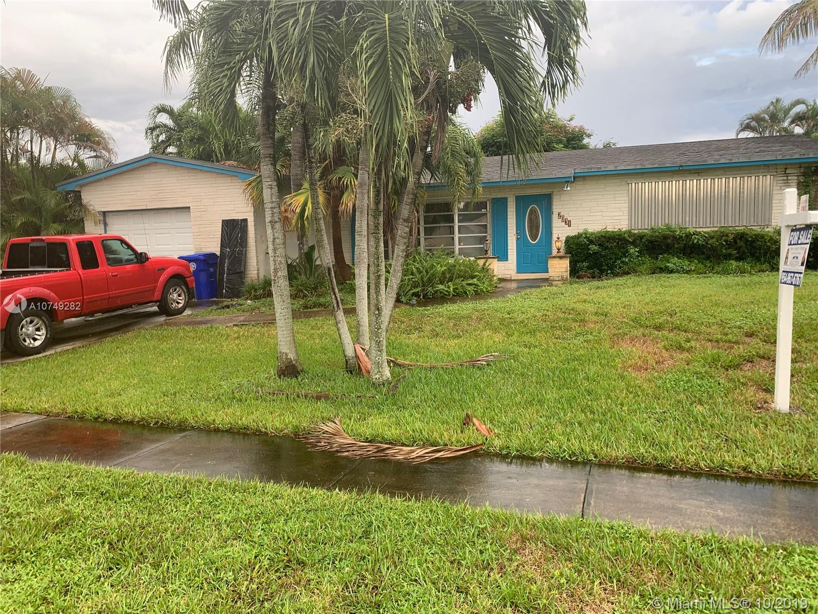 2031 NW 86th Ter  For Sale A10749282, FL