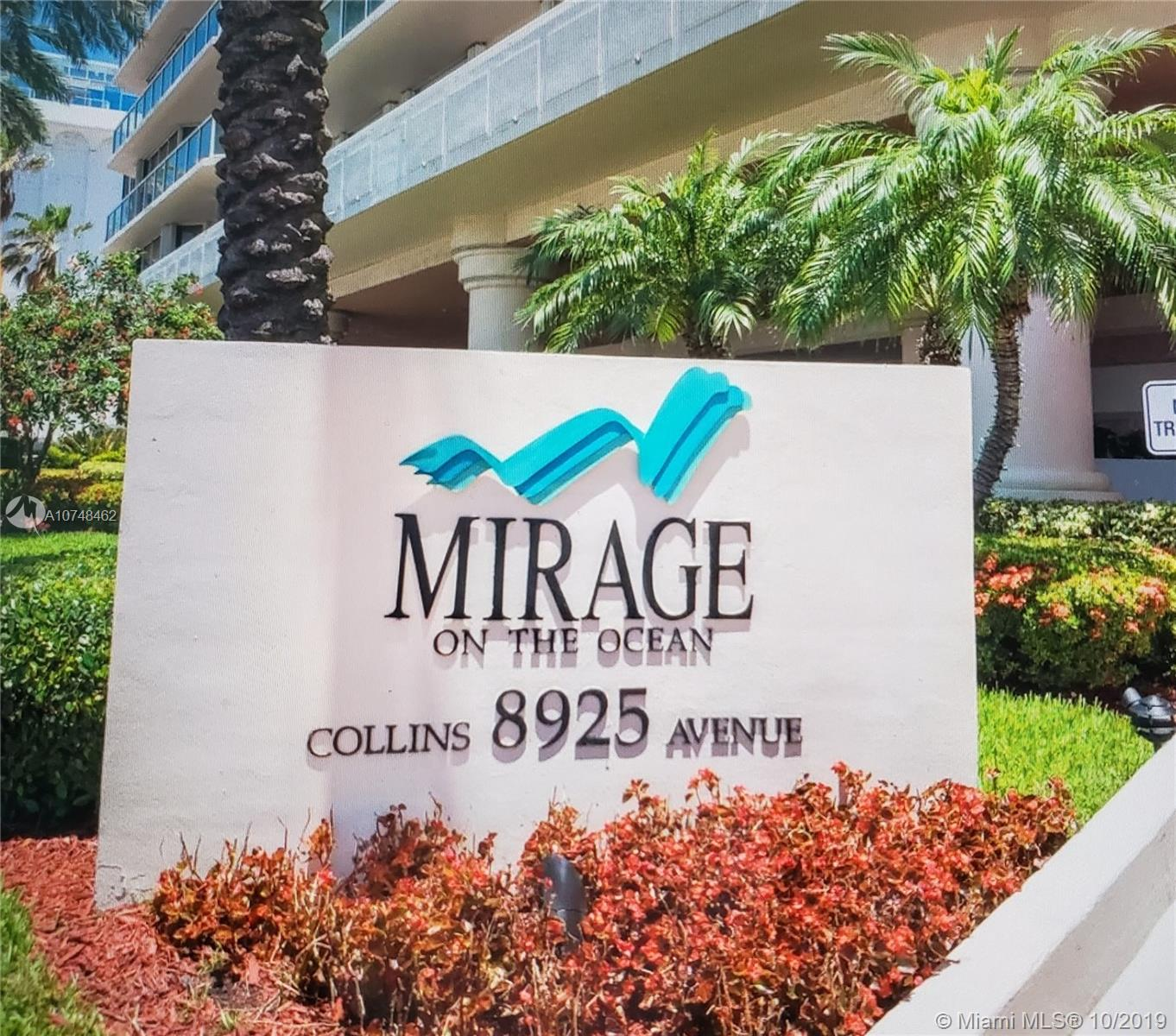 8925  Collins Ave #7C For Sale A10748462, FL