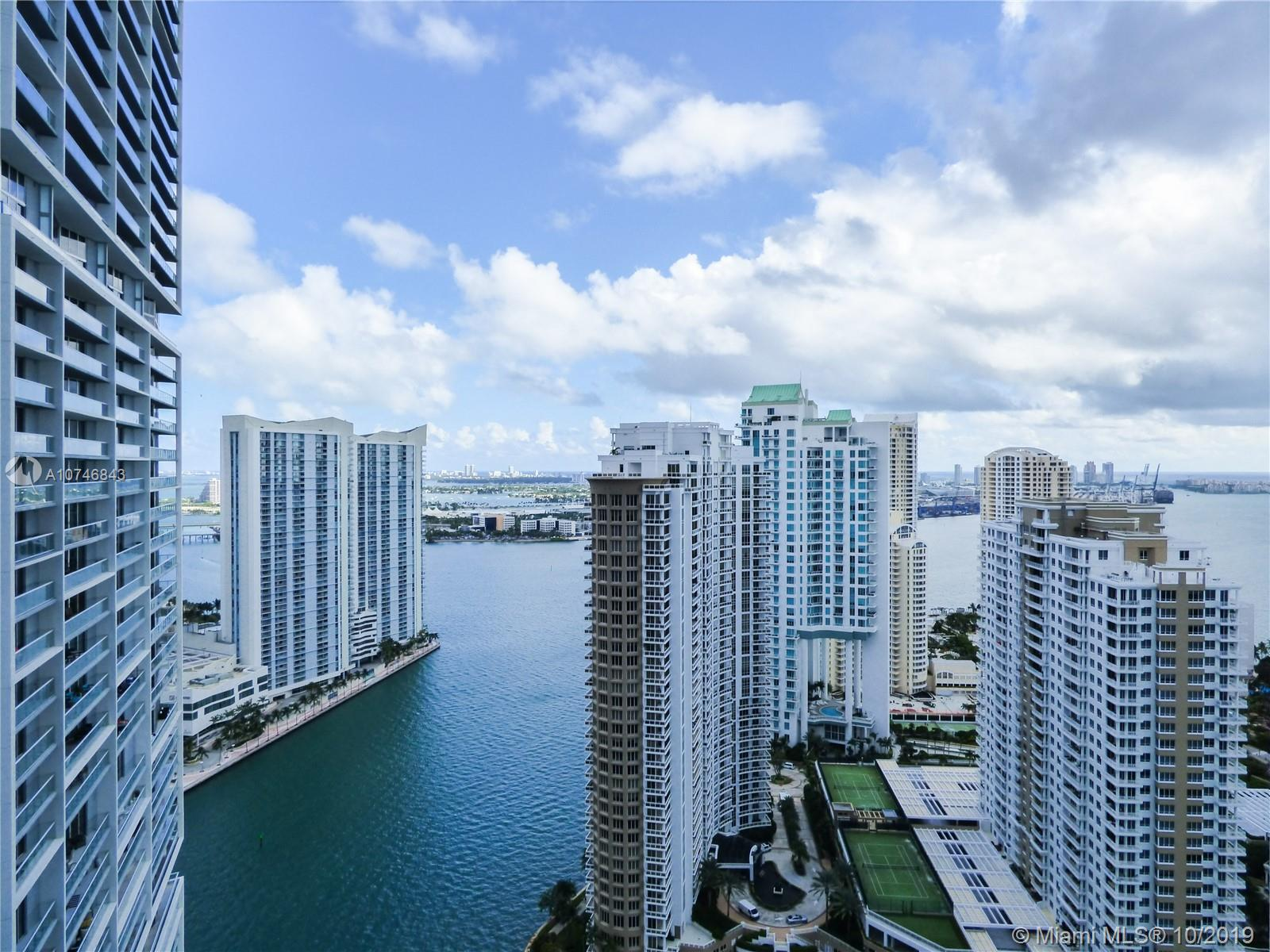 495  Brickell Ave #3708 For Sale A10746843, FL