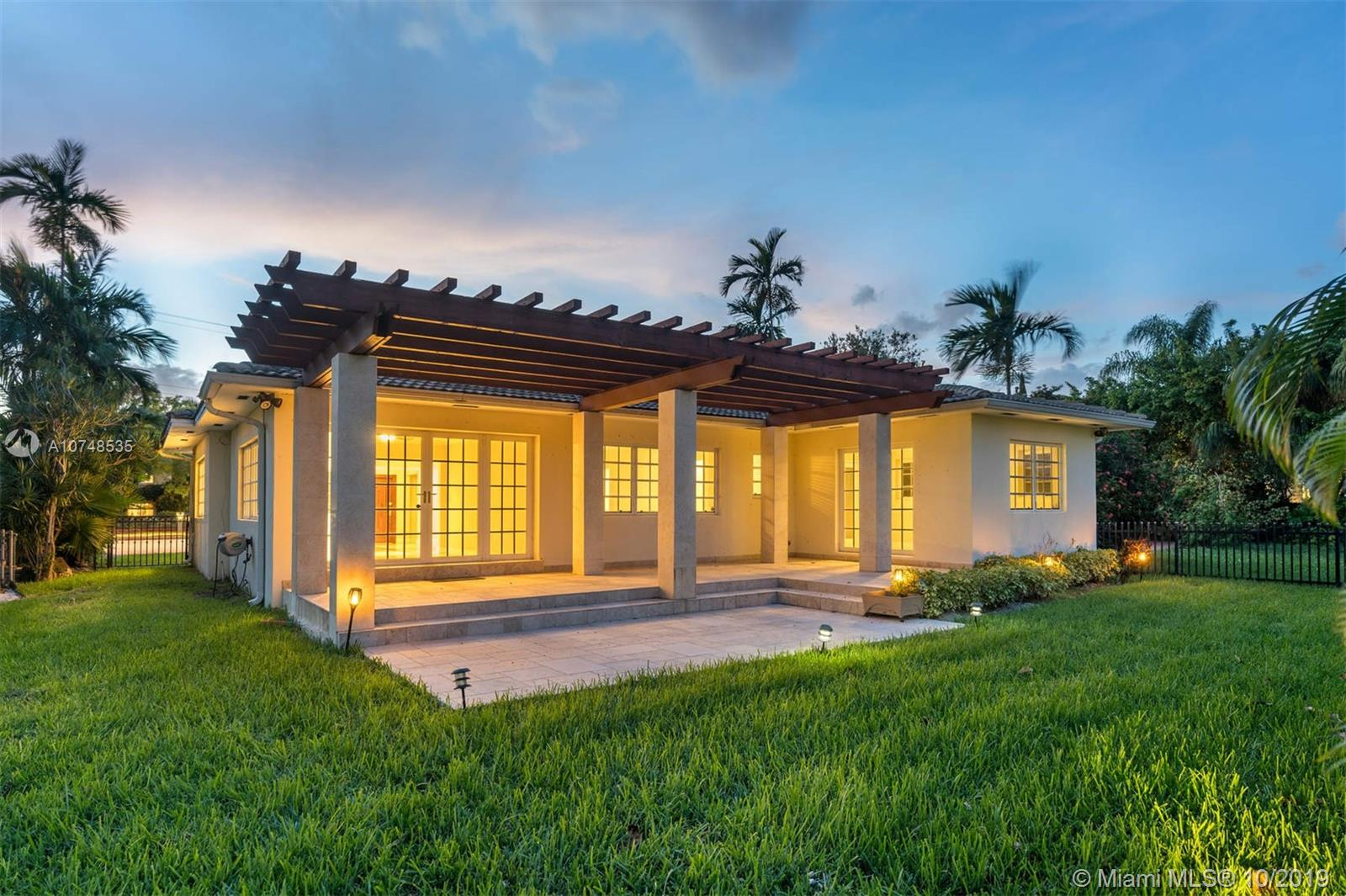 5825  Alton Rd  For Sale A10748535, FL