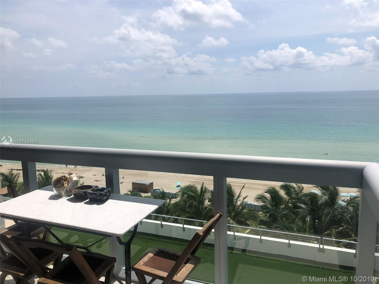 6899  Collins Ave #808 For Sale A10749460, FL
