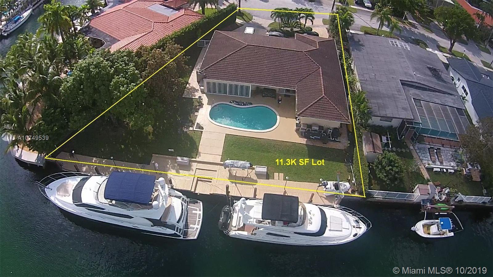 2405  Arch Creek Dr  For Sale A10749539, FL