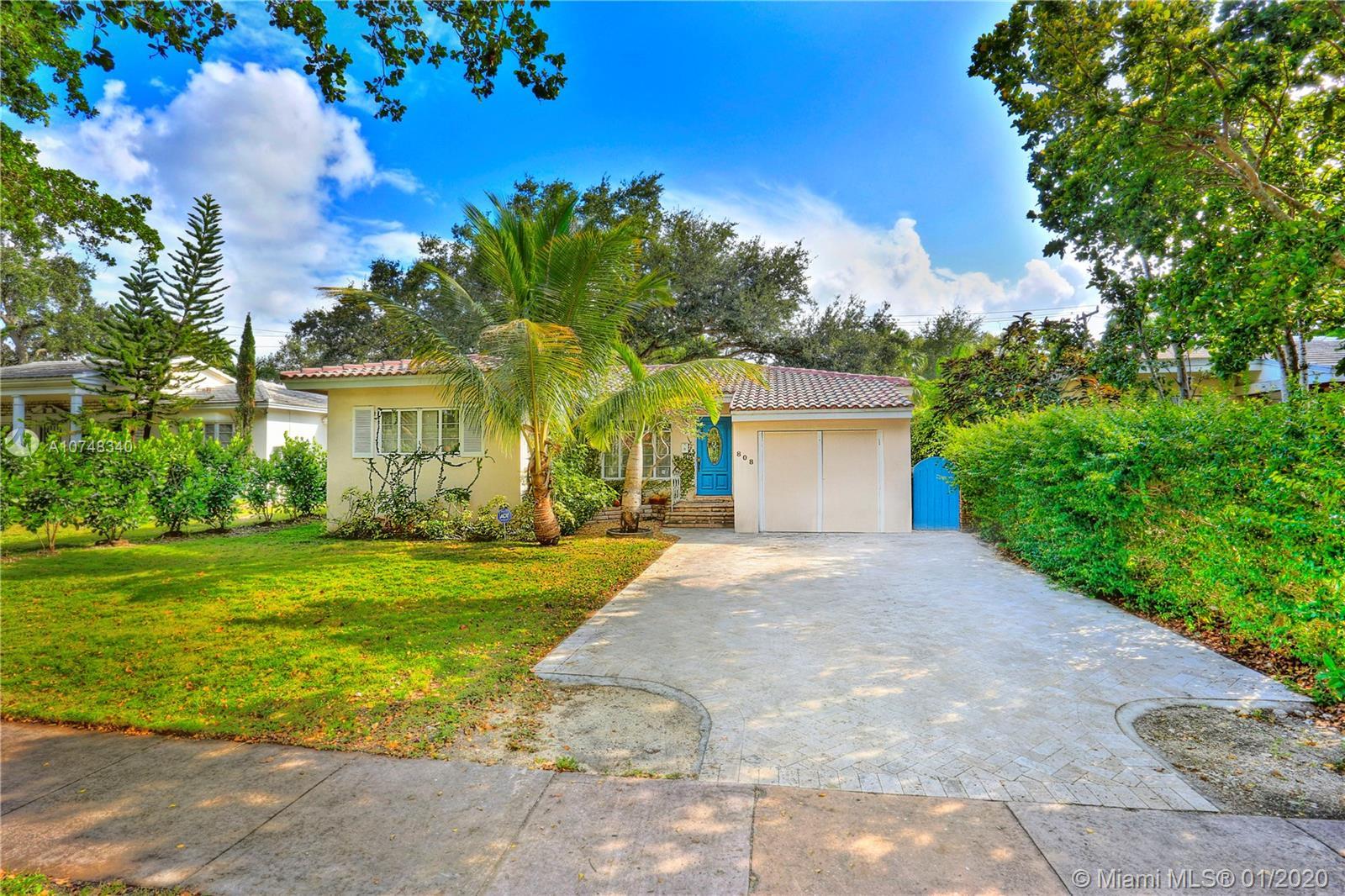 808  Obispo Ave  For Sale A10748340, FL
