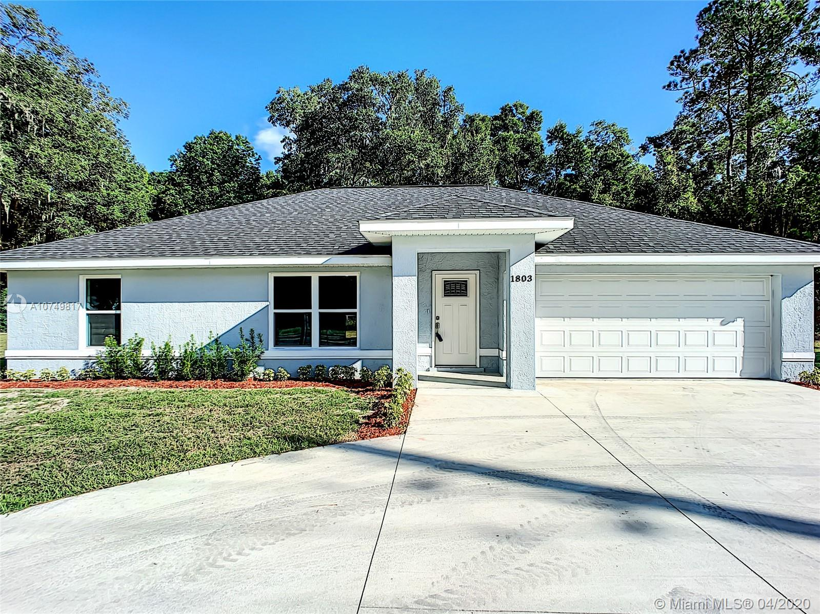 1803 NW 35th Street, Other City - In The State Of Florida, FL 34475