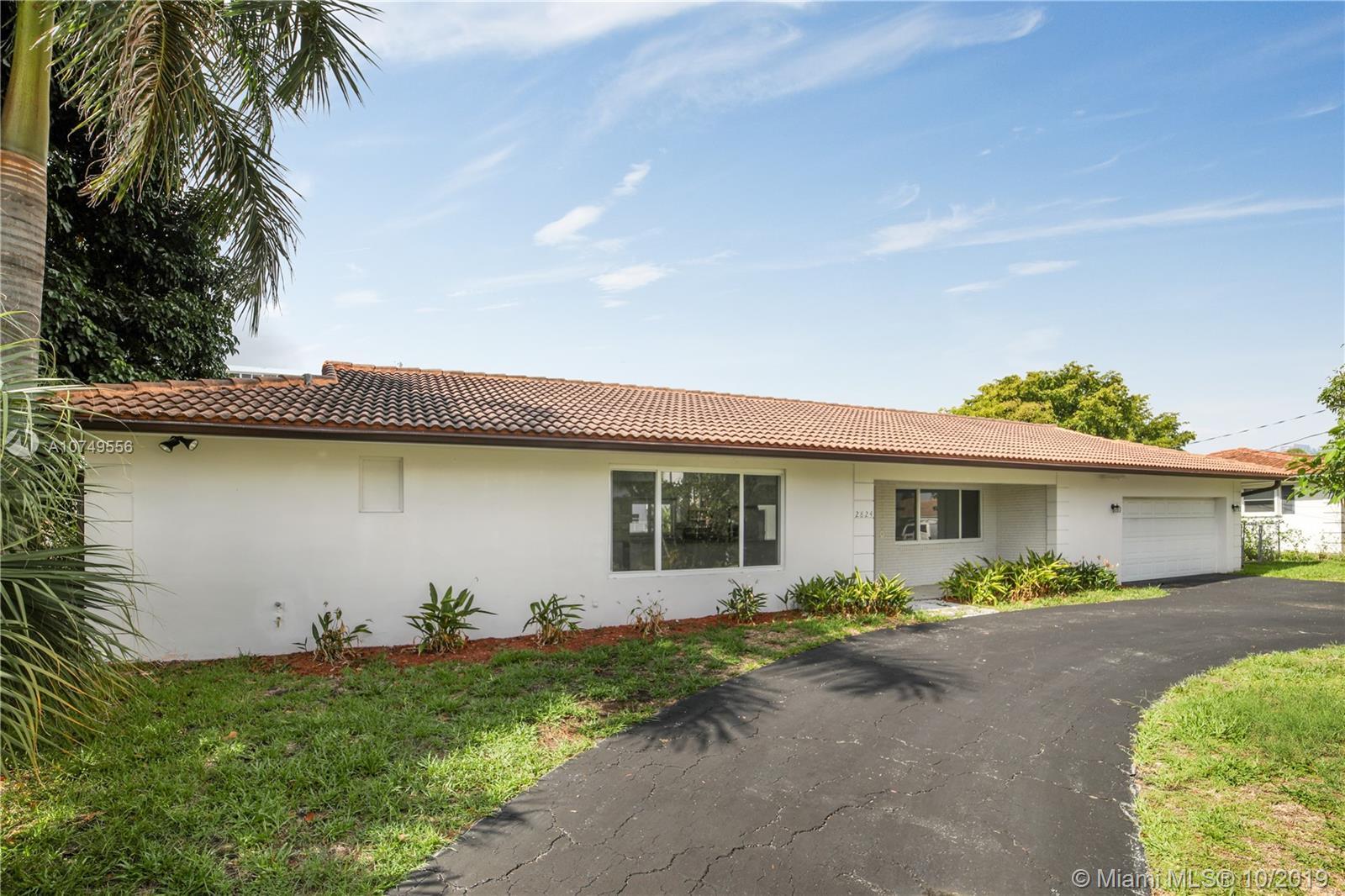 2824 NE 35th St  For Sale A10749556, FL