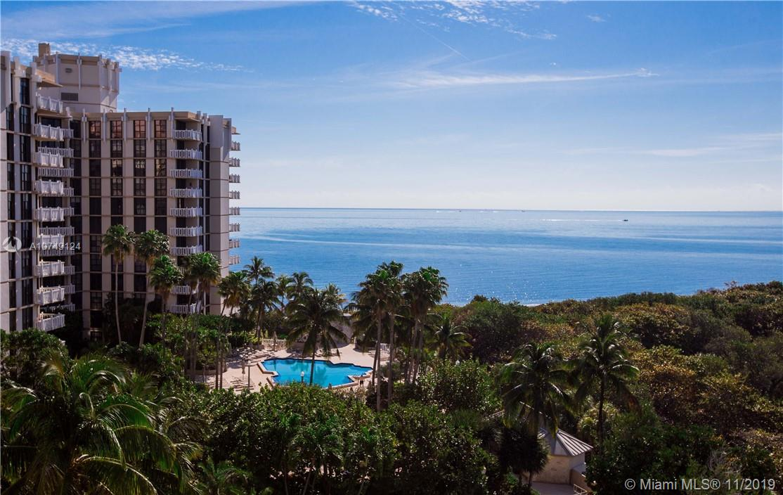 1121  Crandon Blvd #D806 For Sale A10749124, FL