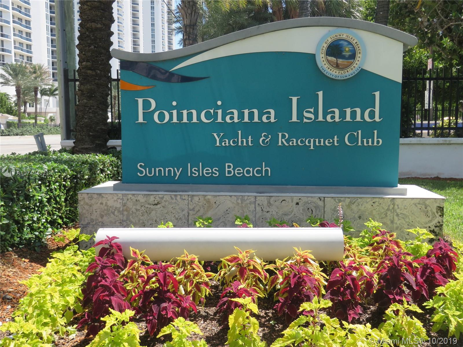 235  Poinciana Dr #405 For Sale A10749432, FL
