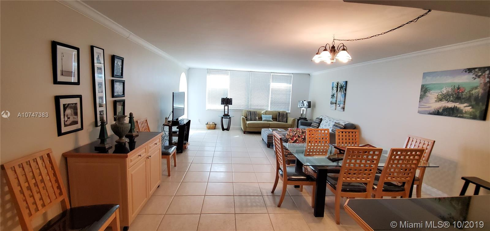 5401  Collins Ave #108 For Sale A10747383, FL